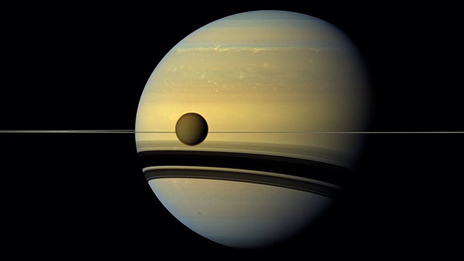 Life as We Don't Know It? Experts Say It's Possible on Titan