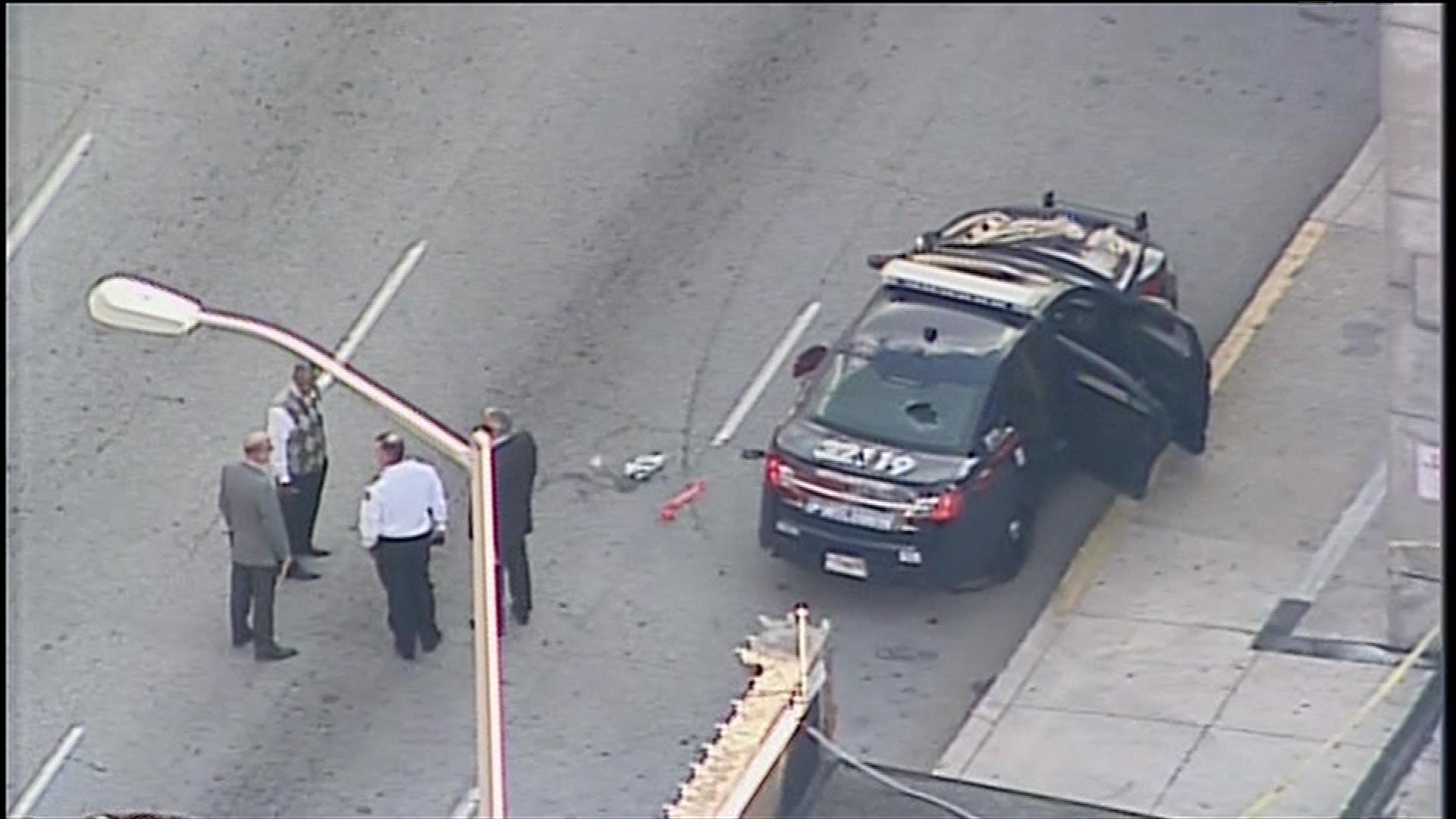 Atlanta Police Shooting: Suspect Dead After Firing on Cops From Inside Patrol Car