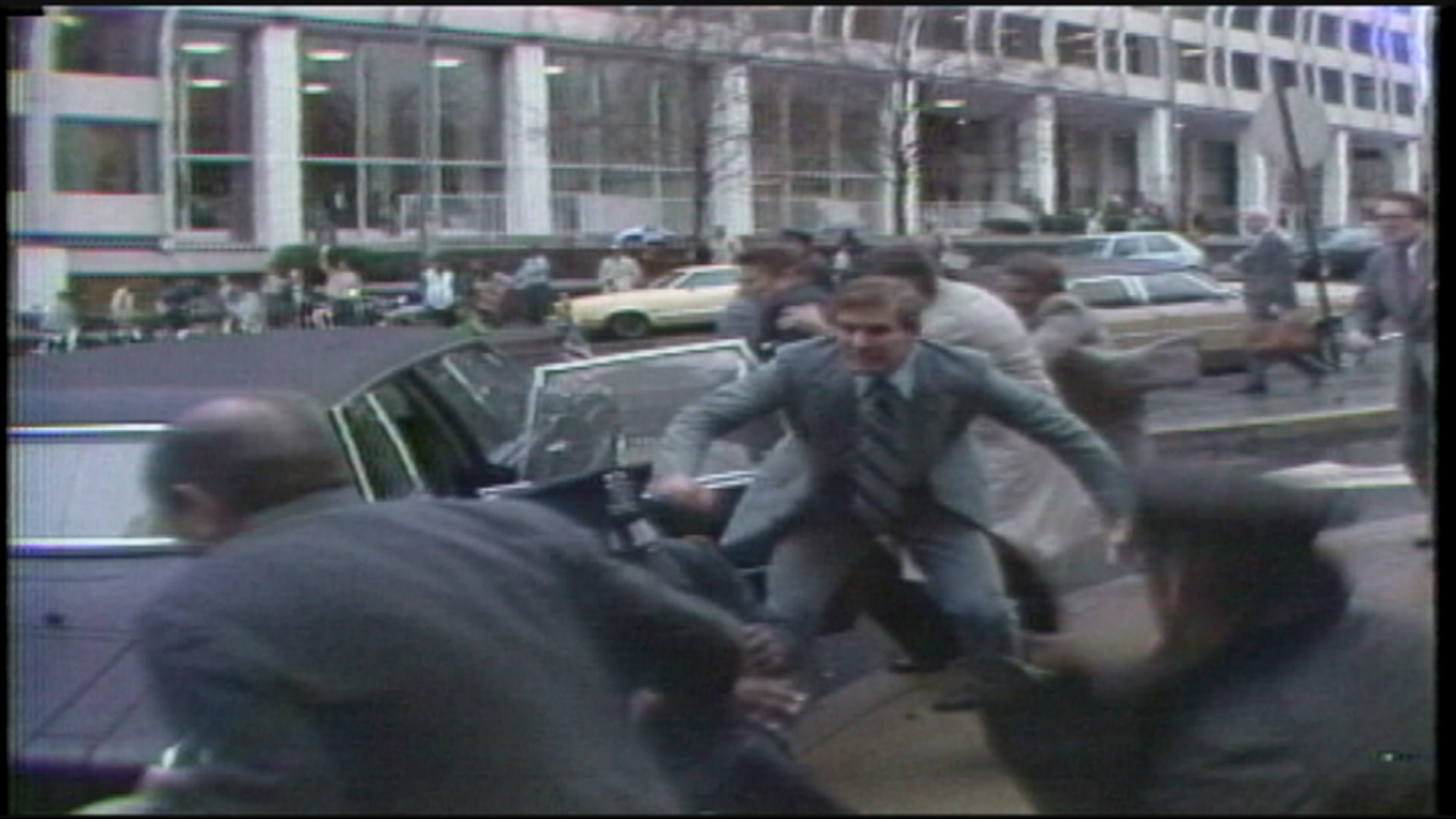 Archive: 1981 Assassination Attempt on Ronald Reagan - NBC ... - photo#15