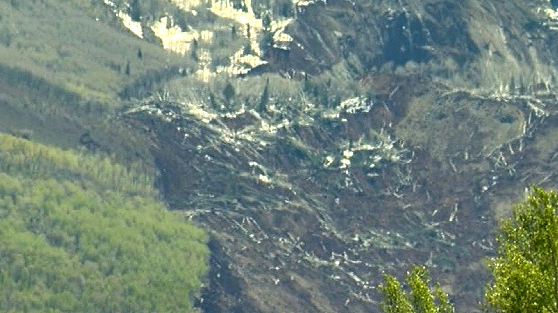 Three Missing Men Identified in Colorado Mudslide