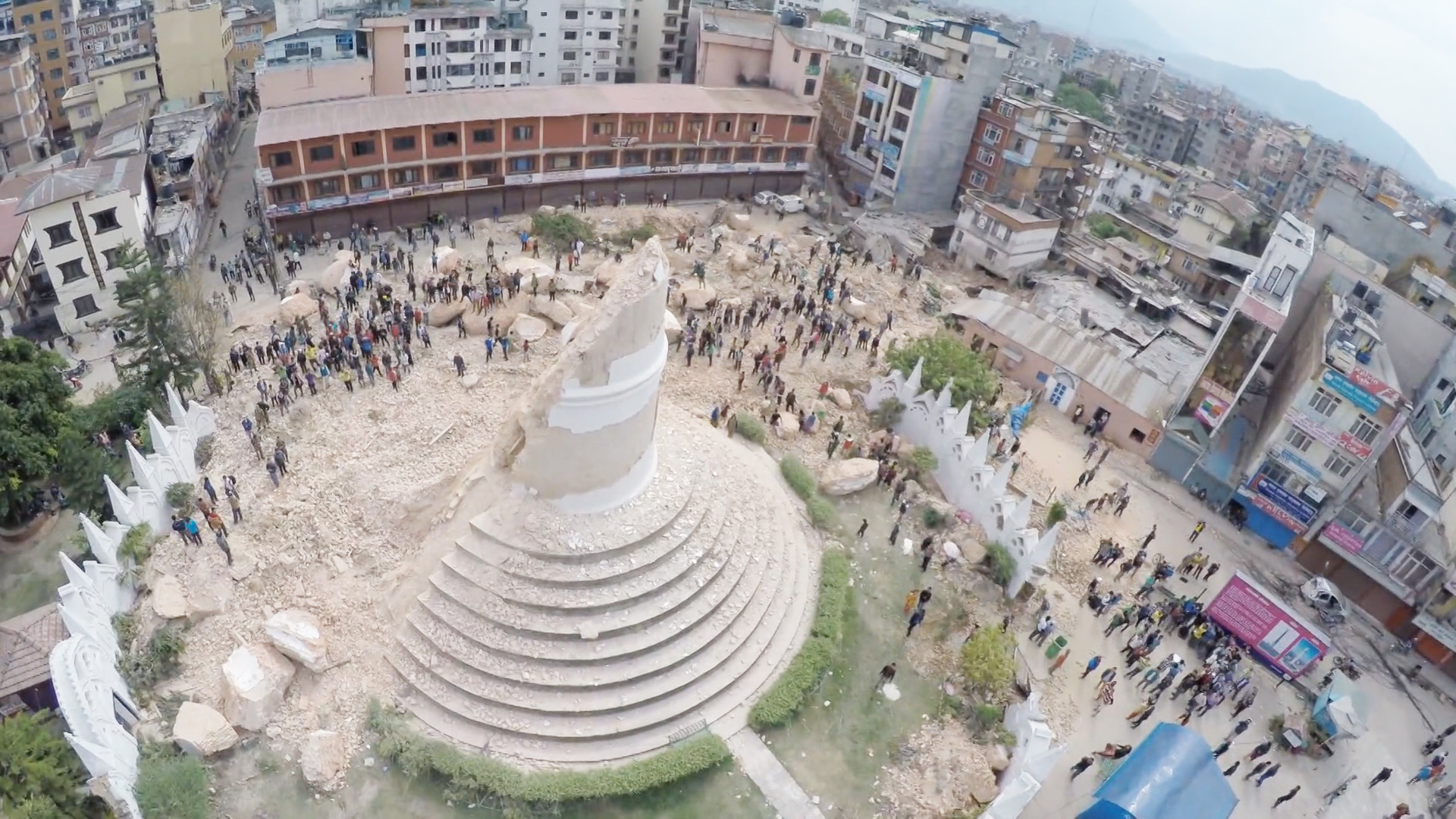 Nepal Earthquake: Shattered Historic Sites Foretell Long-Term Economic Impact