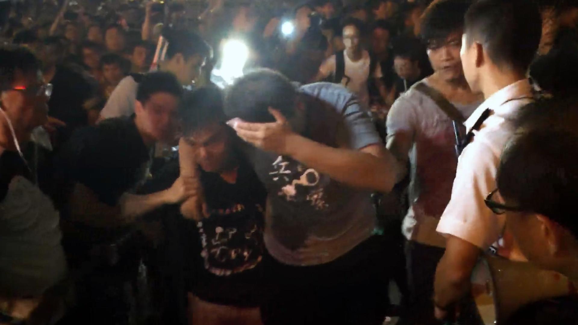 'Umbrella Revolution' Protesters Call Off Talks with Hong Kong