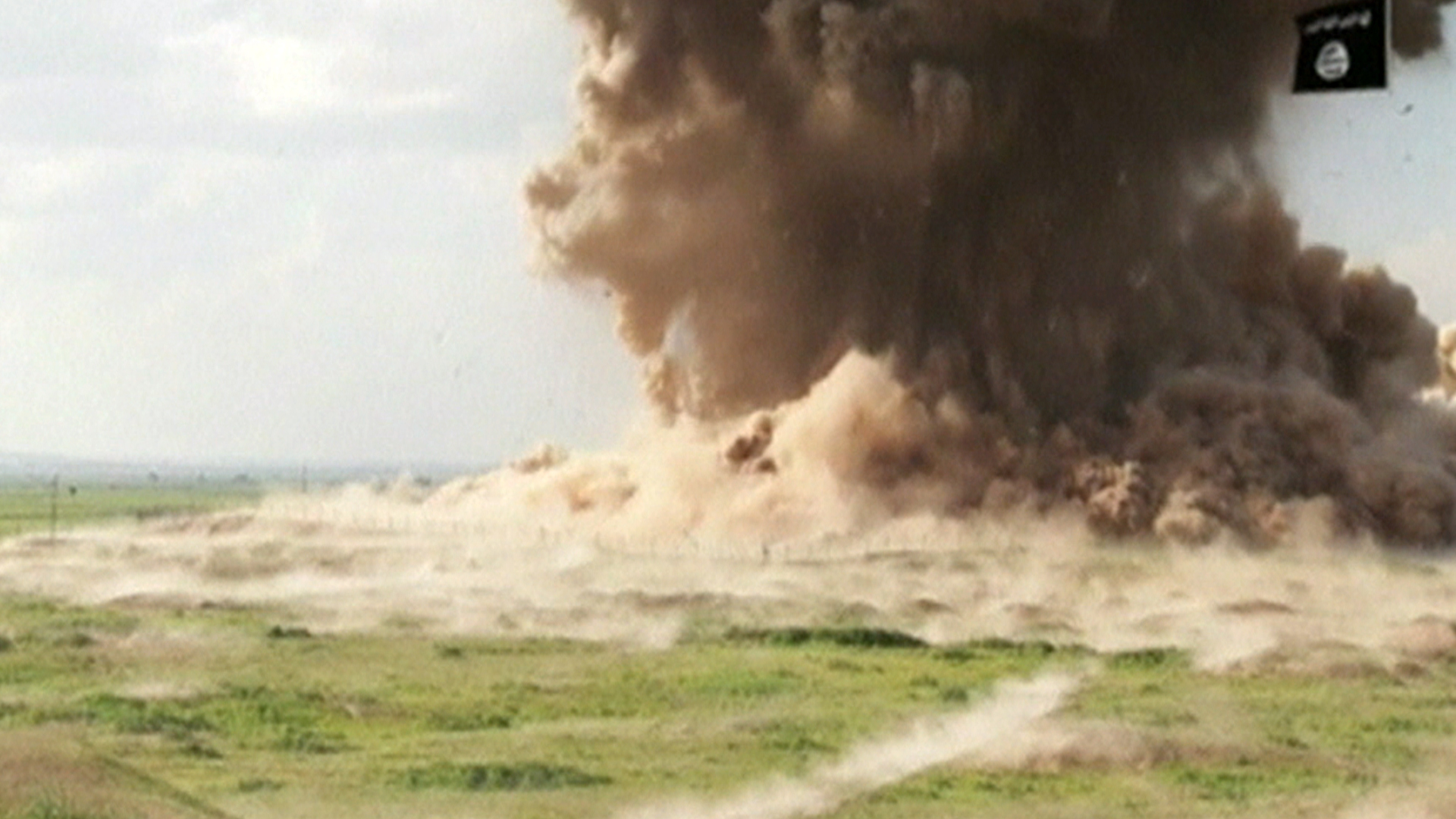 ISIS Video Shows Apparent Destruction of Nimrud Archaeological Site