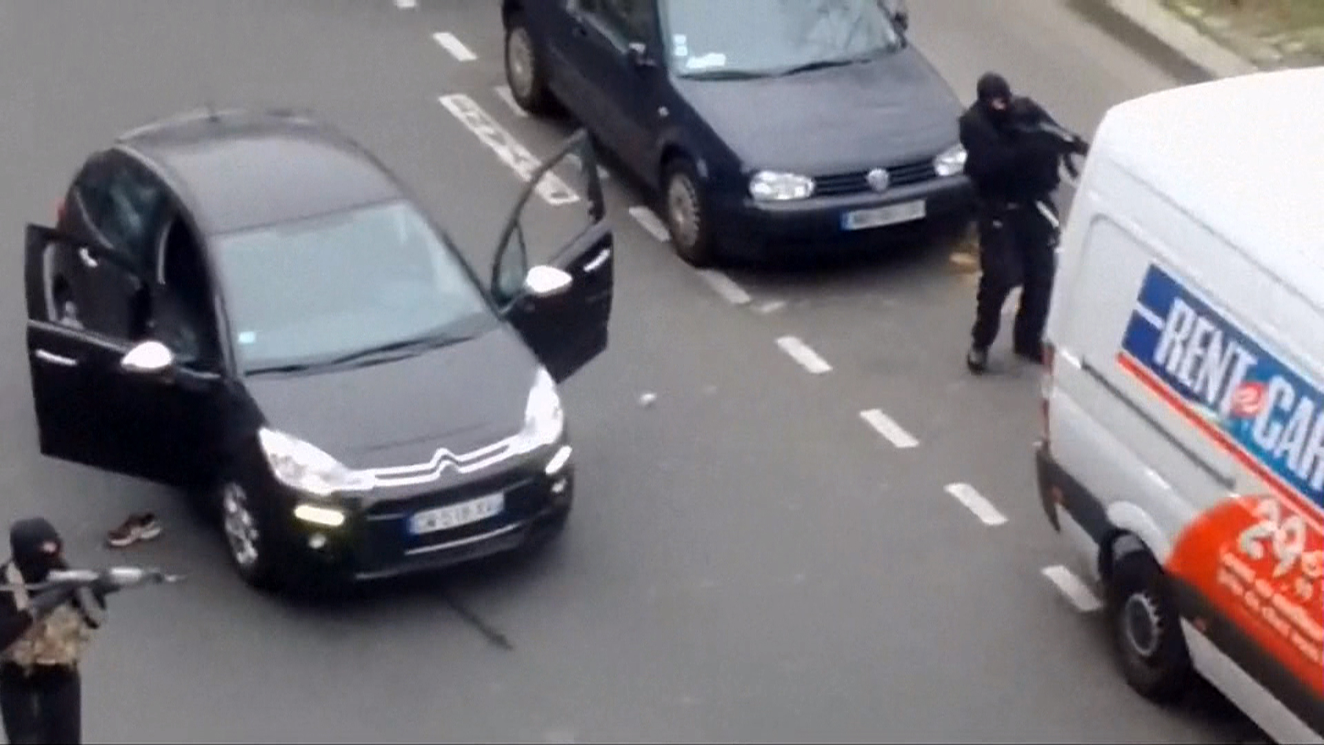 Charlie Hebdo Shooting: 12 Killed at Muhammad Cartoons Magazine in Paris