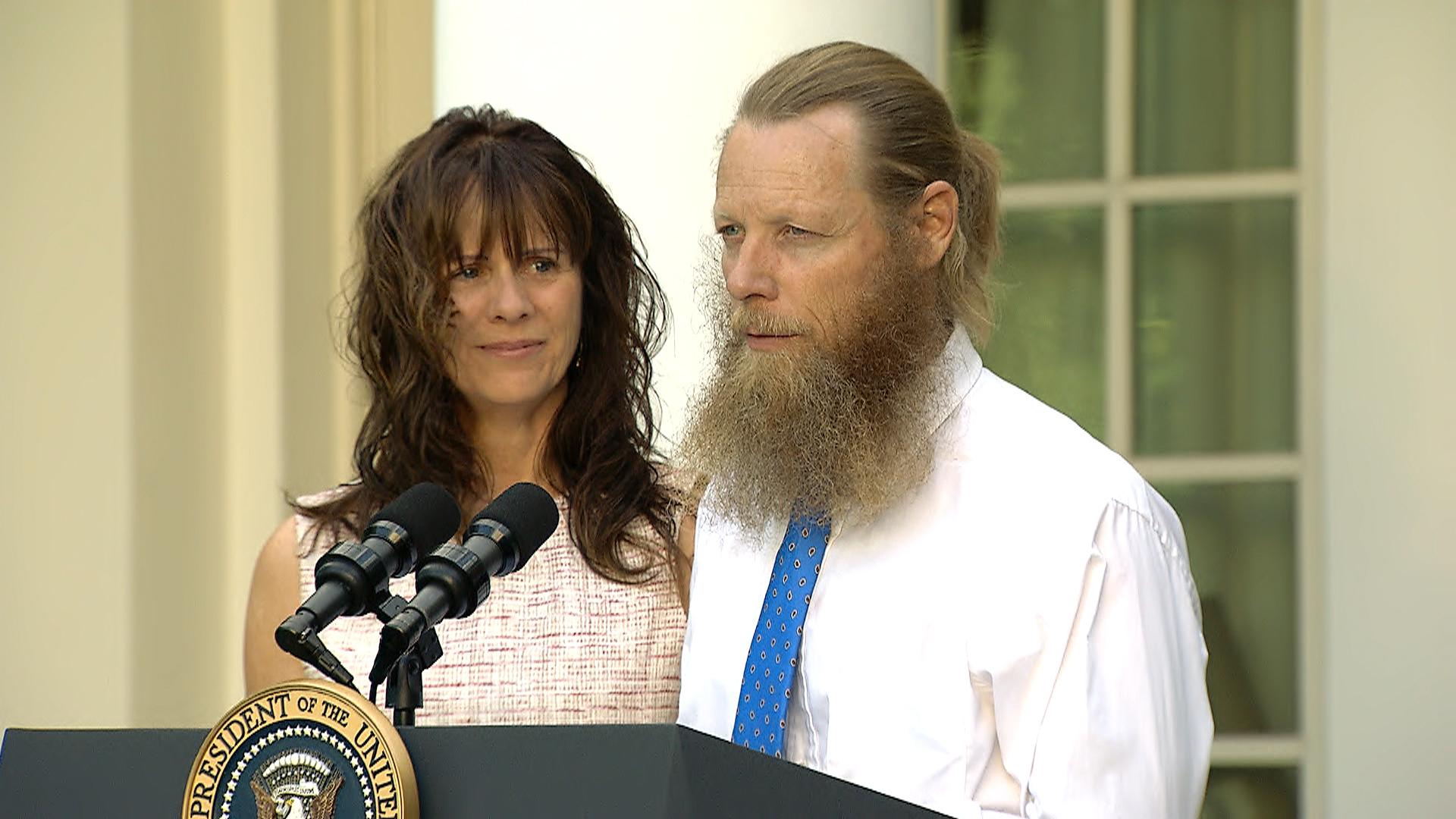 Obama Says Captured Soldier Bowe Bergdahl Was 'Never Forgotten'