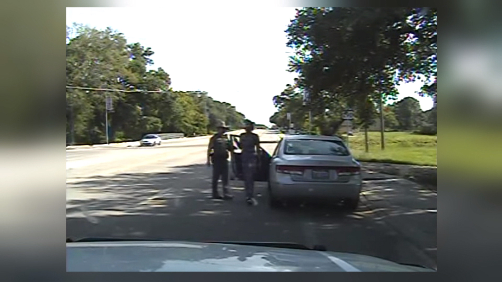 Newly Released Dashcam Video Shows Sandra Bland Traffic Stop
