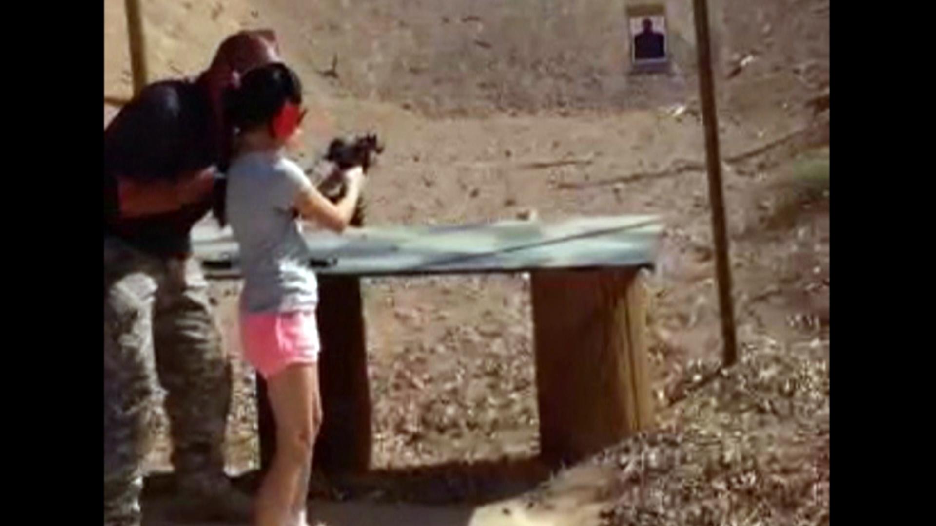 Nine Year Old Girl Kills Shooting Range Instructor Nbc News