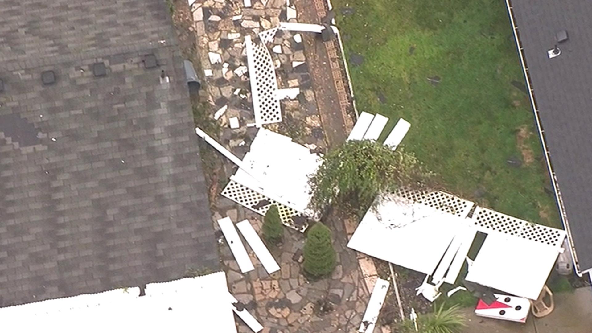 Graham Wa Weather >> Tornado Touches Down In Washington State Nbc News