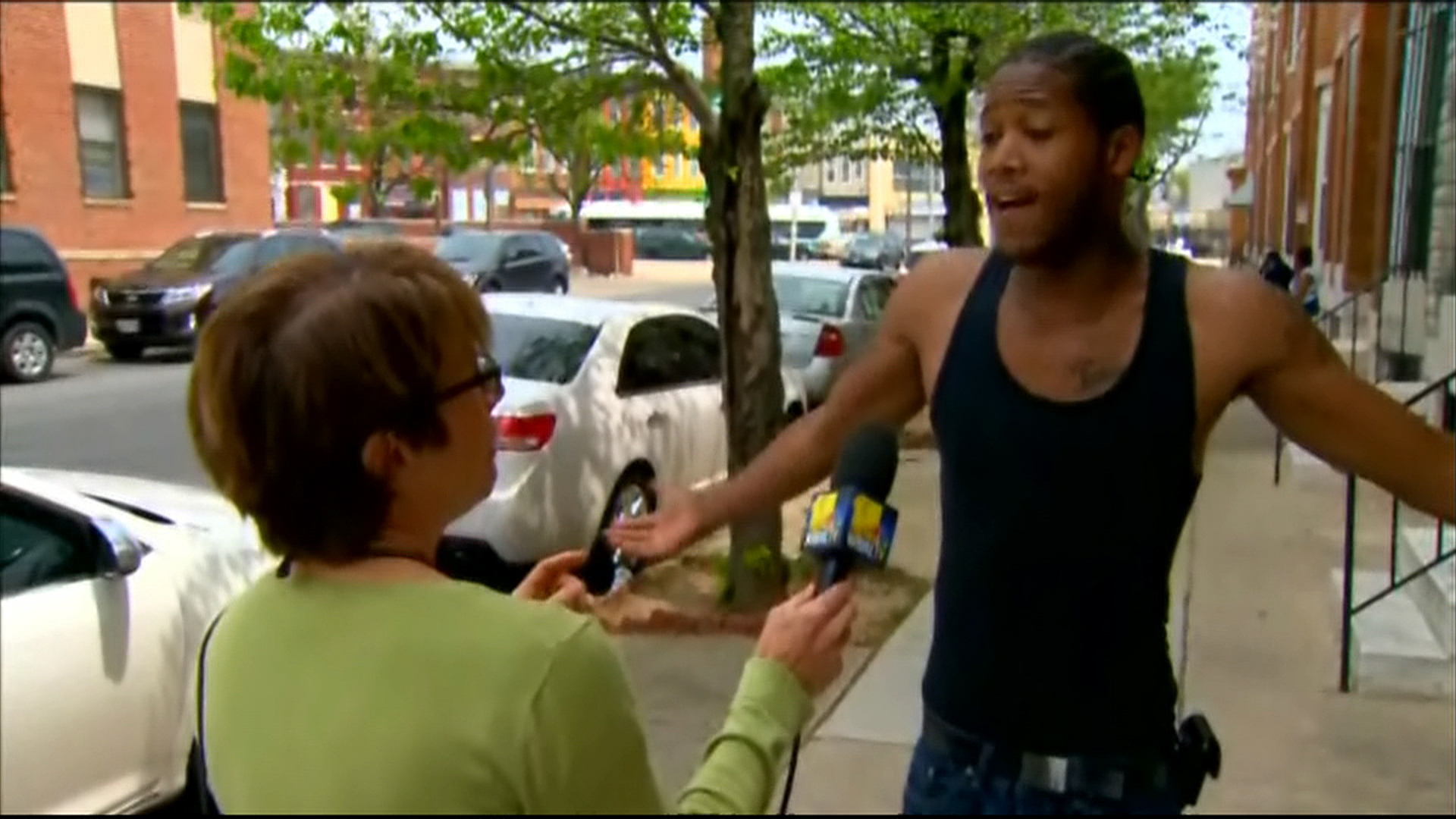 Second Detainee Recalls Ride in Baltimore Police Van with Freddie Gray