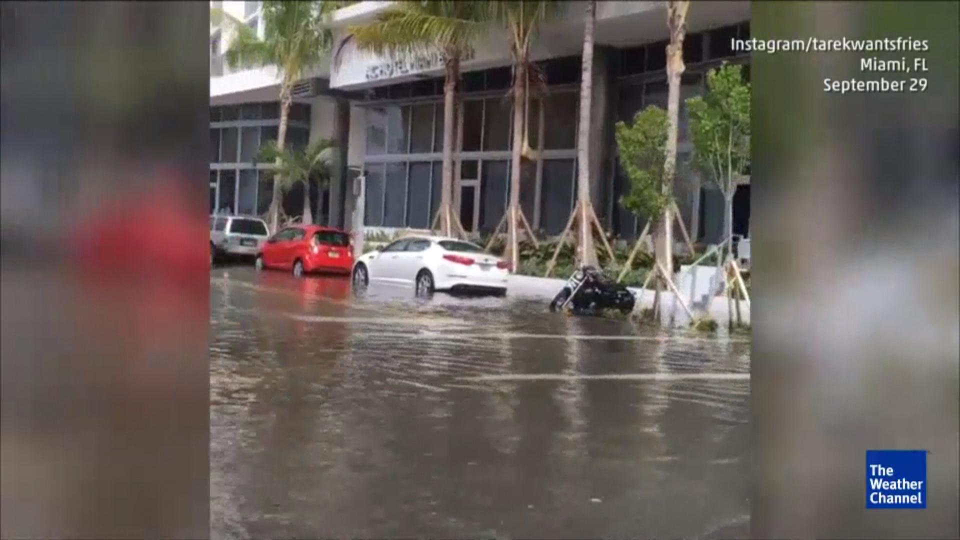The Reason Urban Areas Are More Flood Prone Nbc News