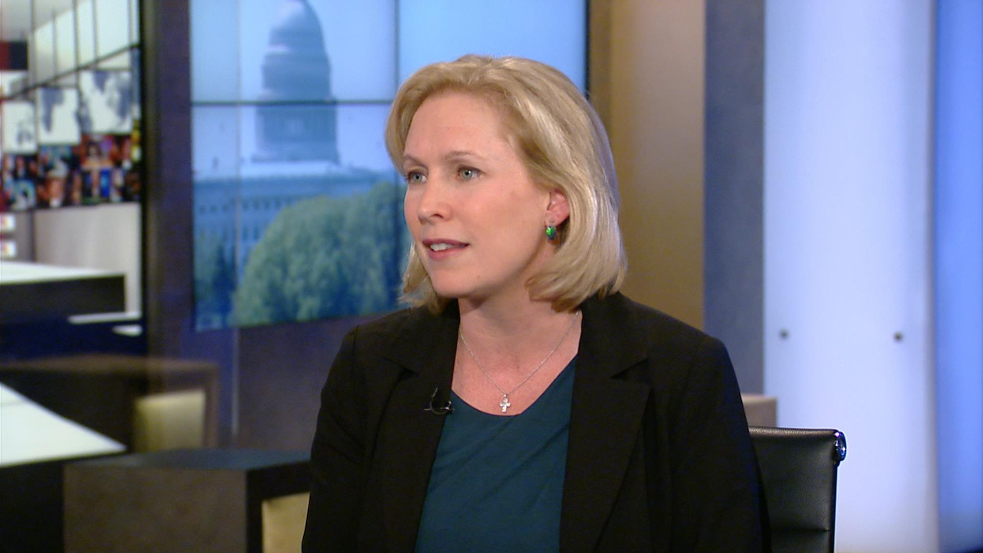 Gillibrand: Sexism exists in all professions