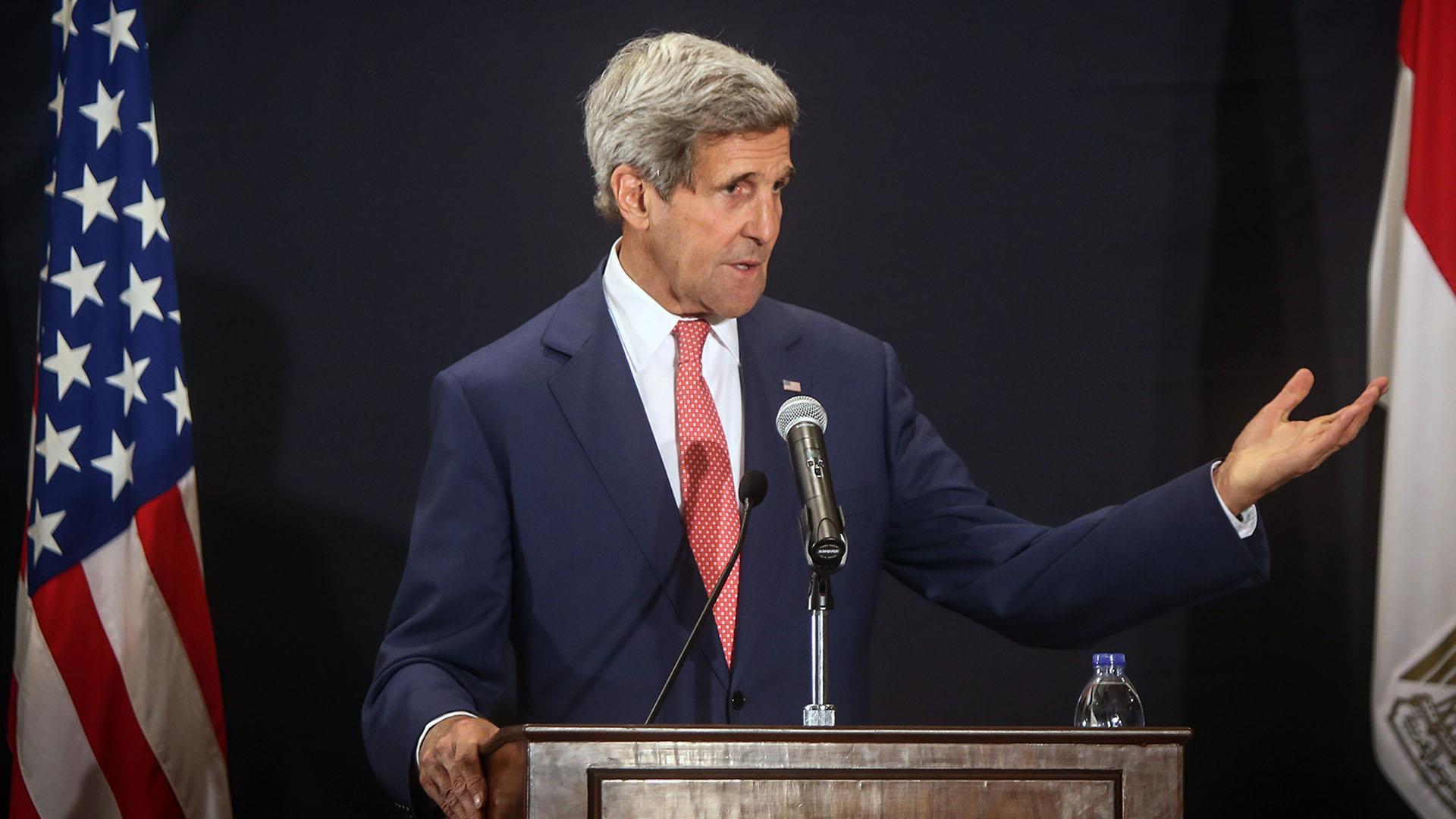 LIVE VIDEO: Kerry testifies on ISIS