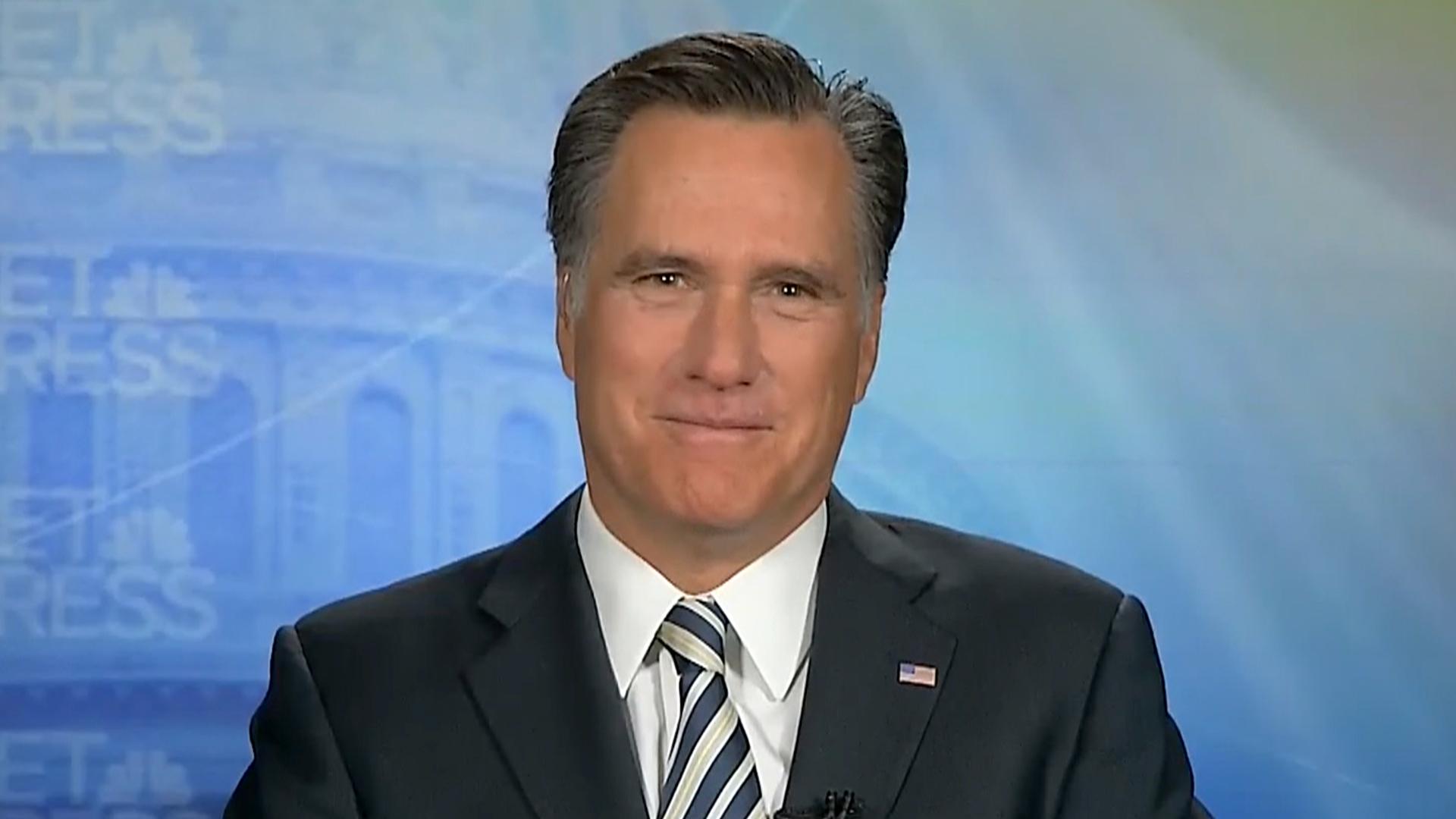 romney meet the press 2016 ncaa