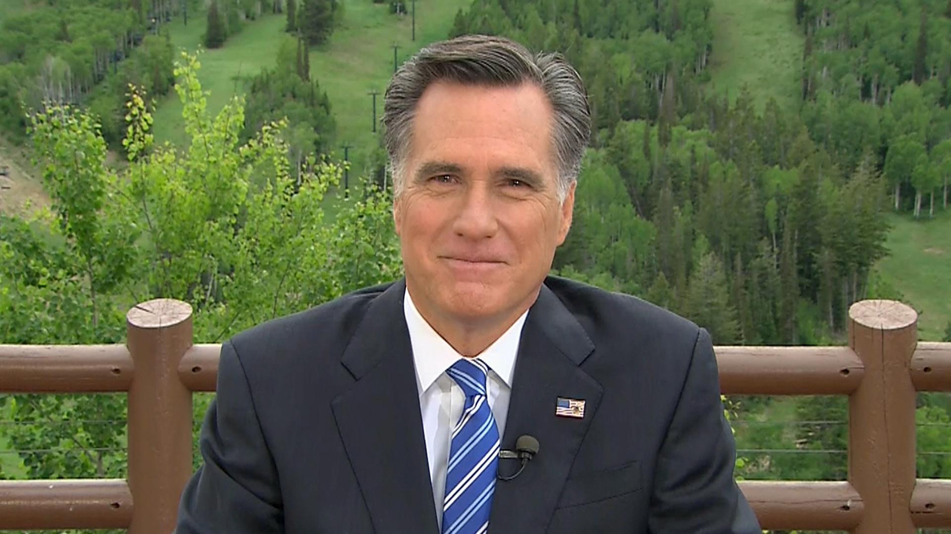 mitt romney meet the press today show