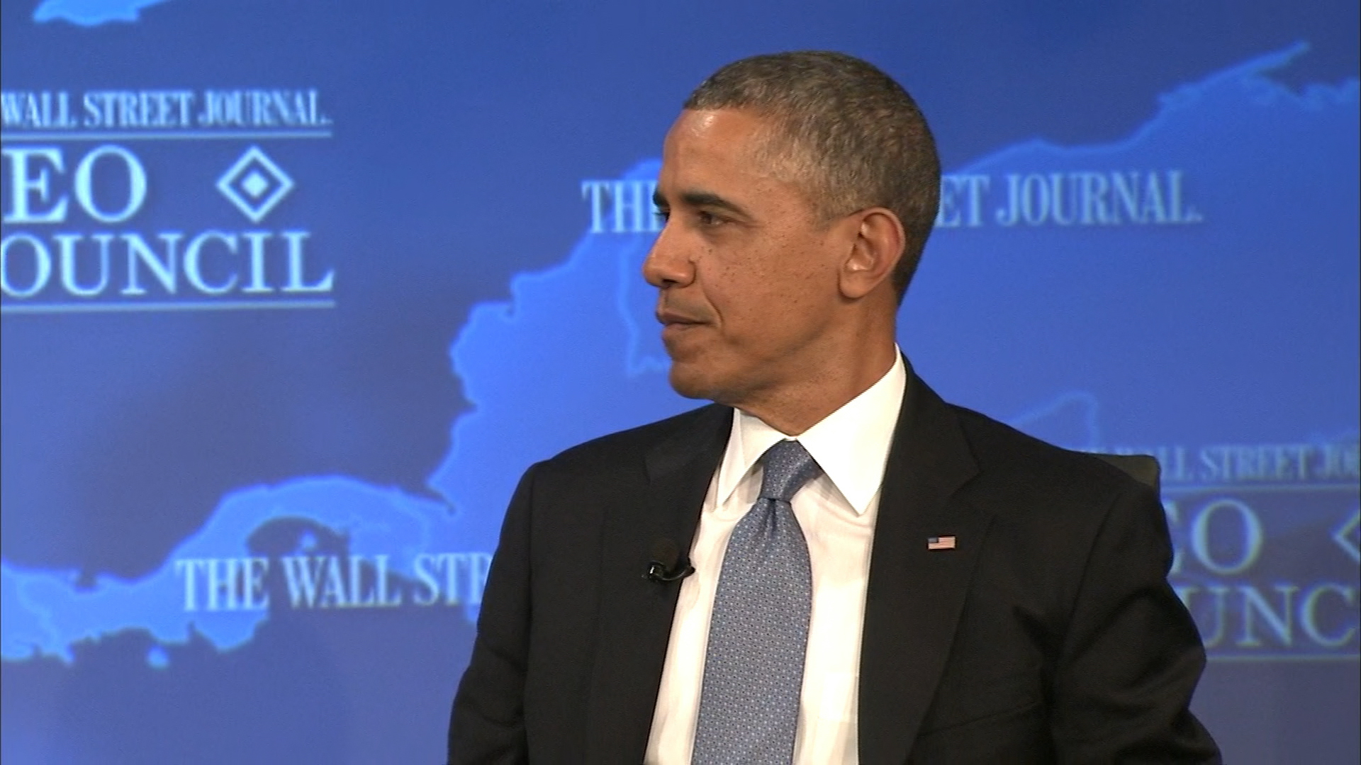 Obama defends rollout in WSJ interview