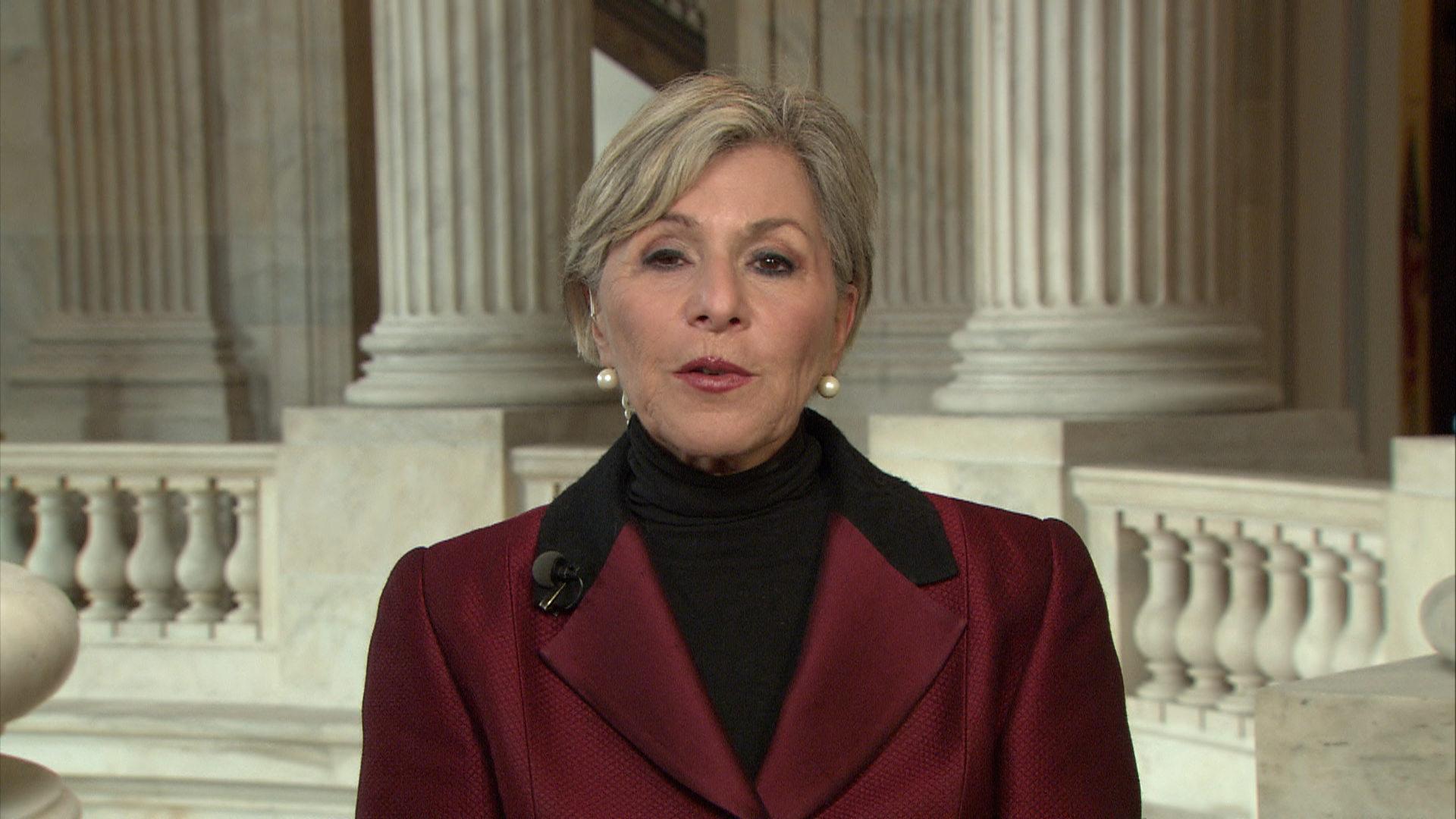 Sen. Boxer on GOP's 'dangerous game'