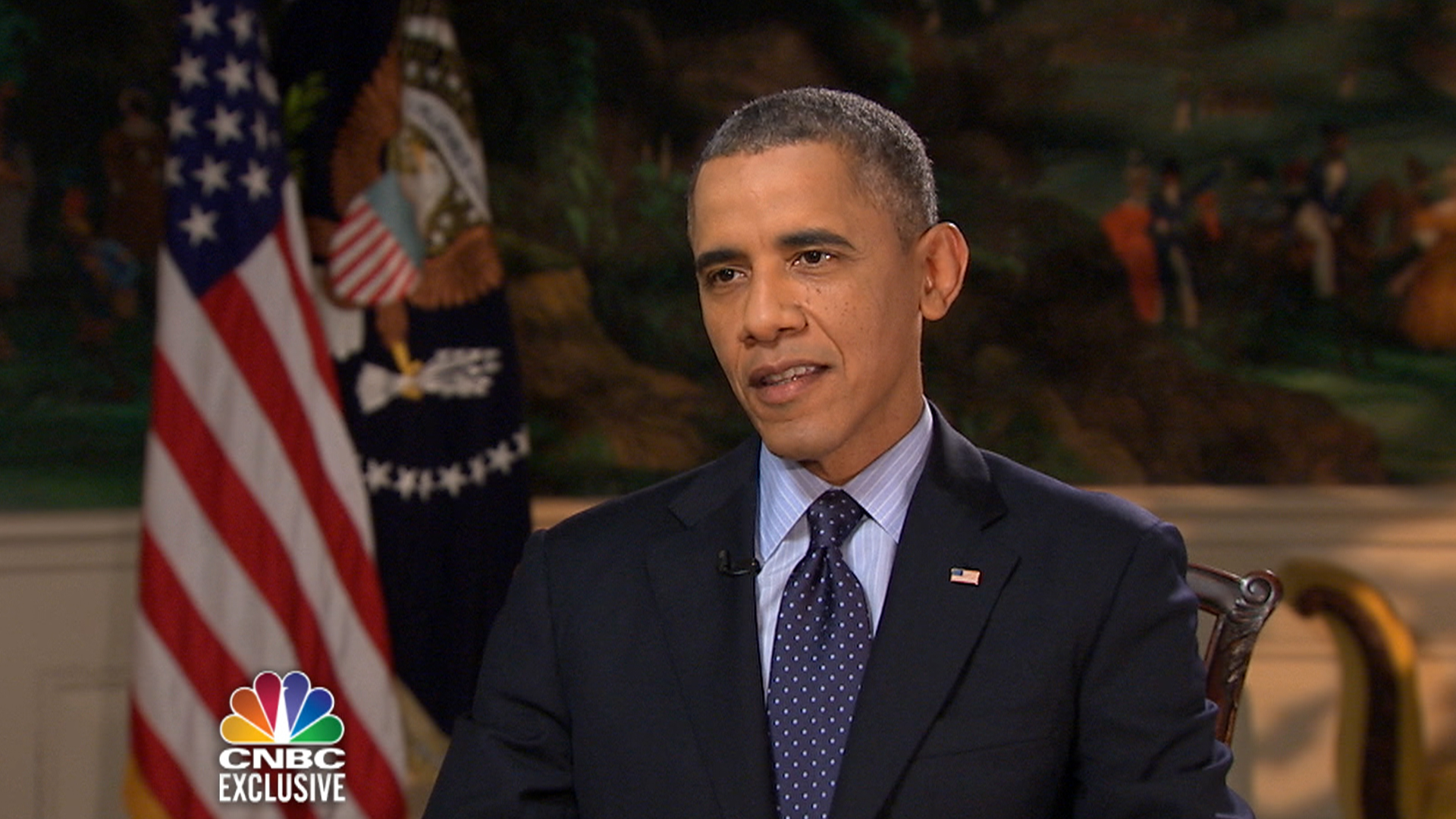 Pres. Obama: 'I'm exasperated'