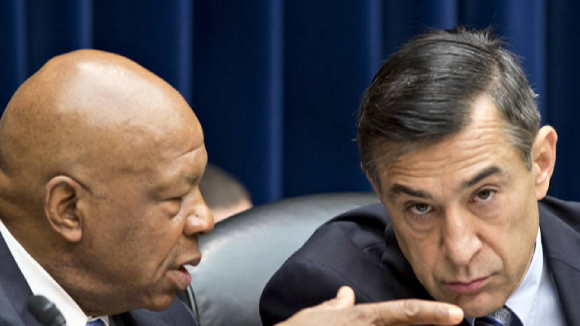 The Issa man obstructeth