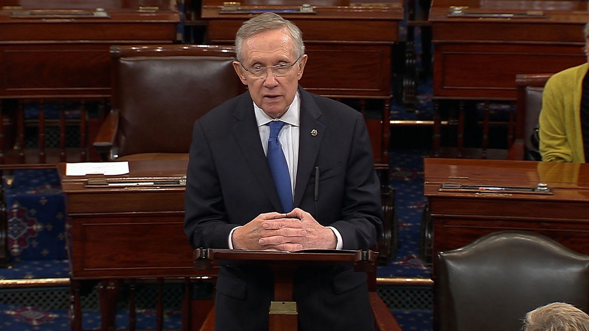 Senate leaders 'optimistic' on deal