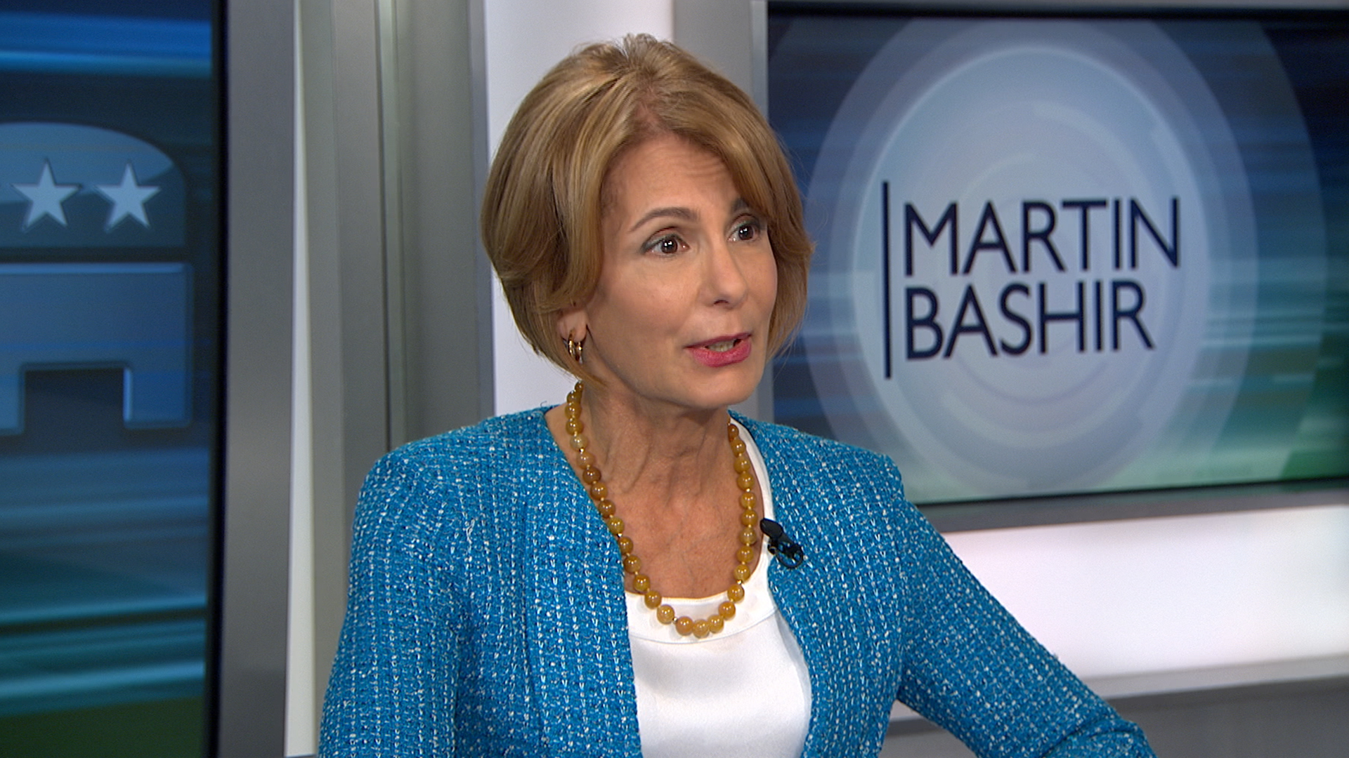 Christie 'a good entertainer,' Buono says