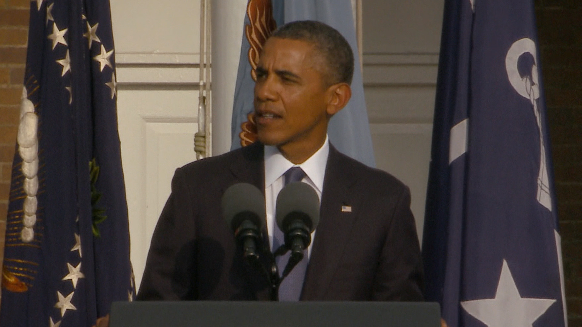 Obama: mass shootings 'ought to obsess us'
