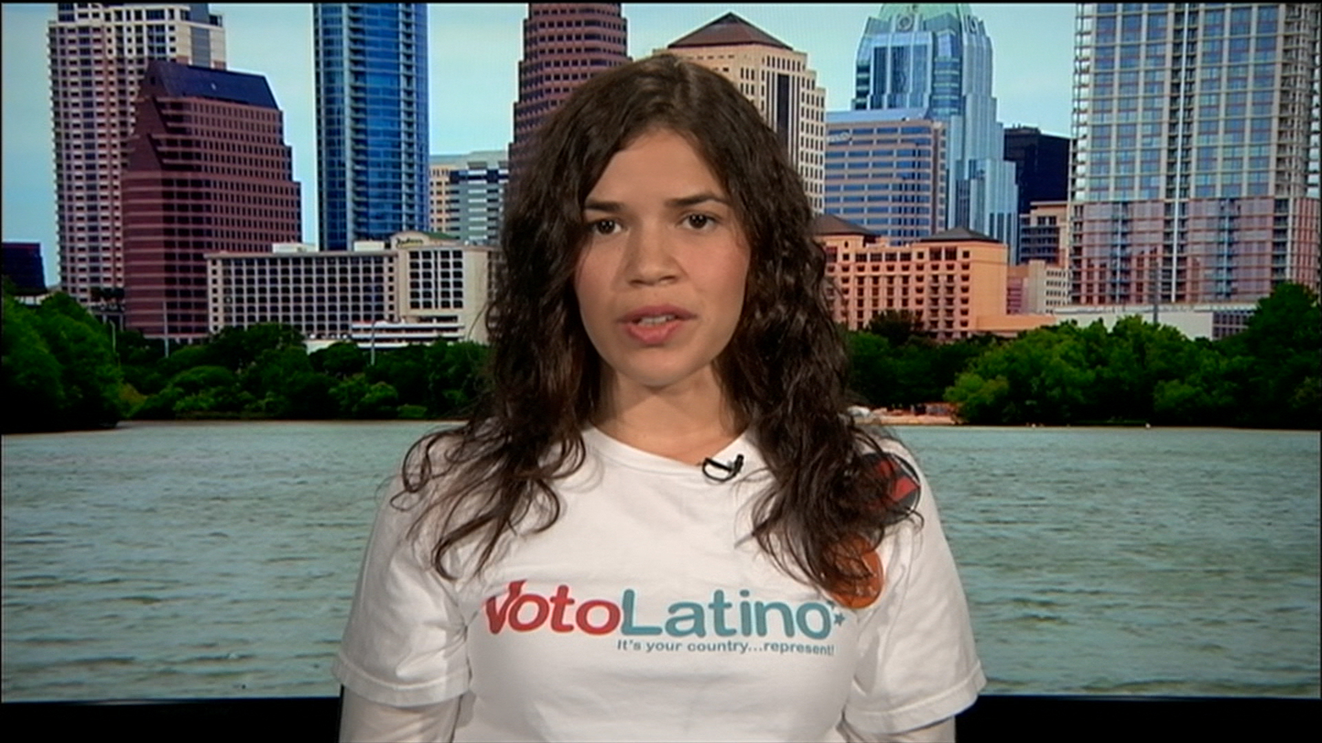America Ferrera on anti-immigrant hostility