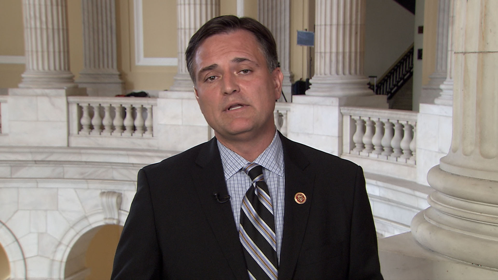 GOP Rep: 'President refuses to talk'