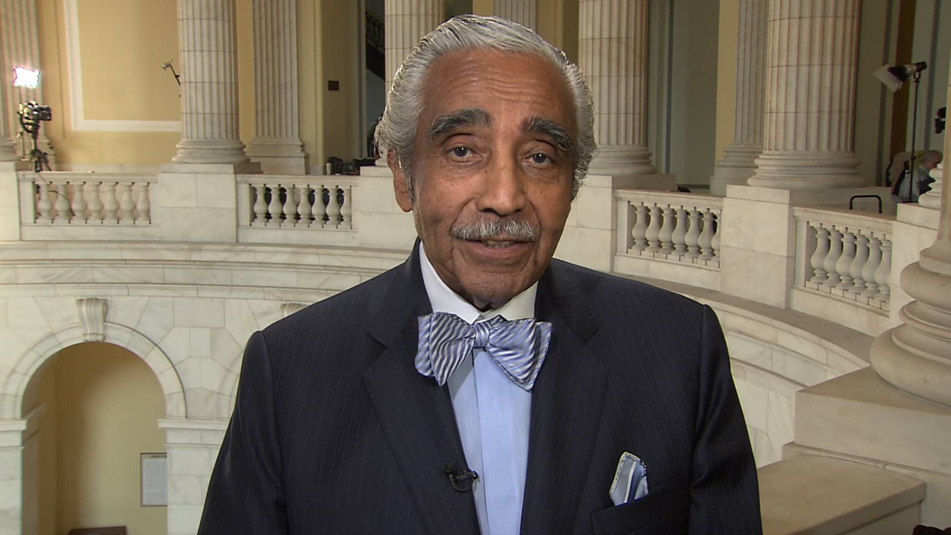 Rangel on GOP's 'political death wish'