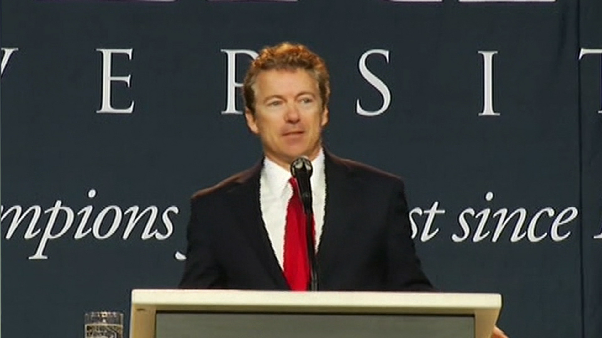 Top Lines: Rand Paul's footnotes