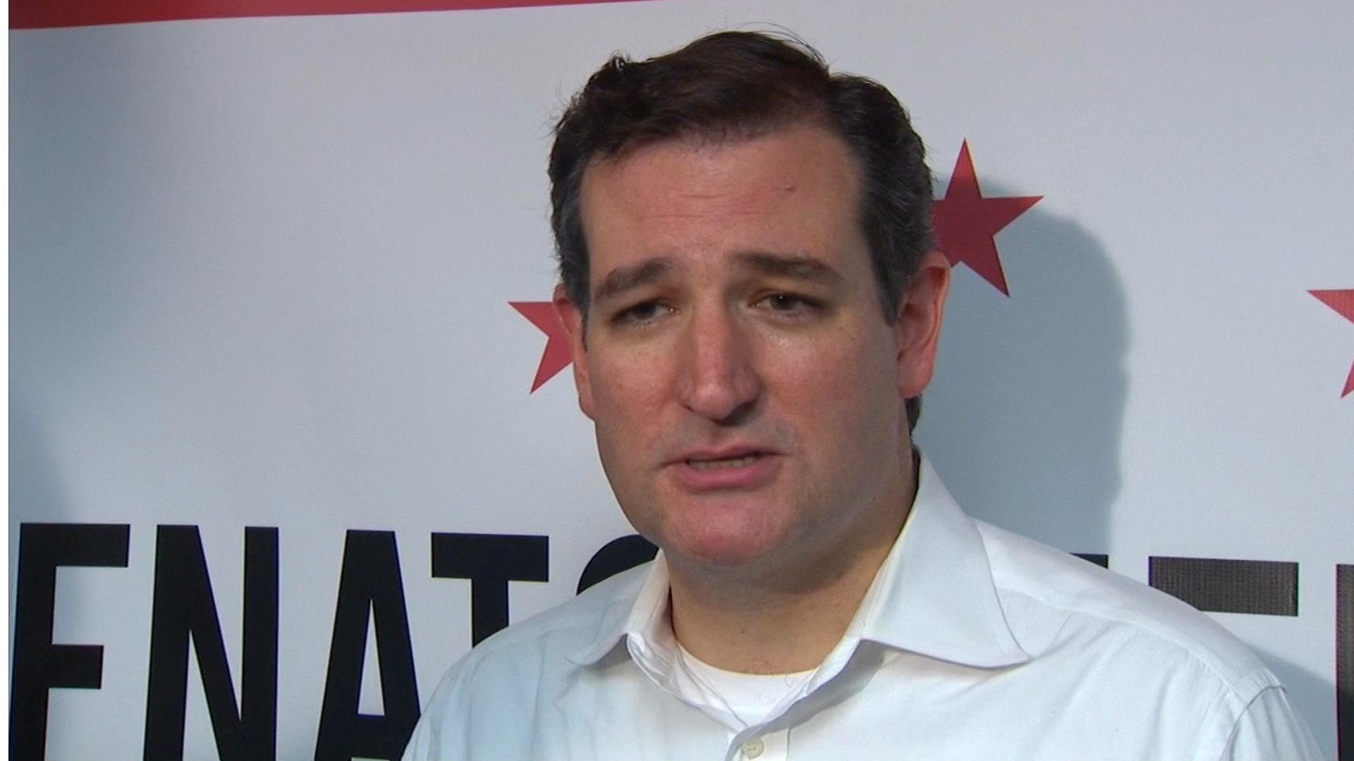 Cruz's Texas two-step on health care