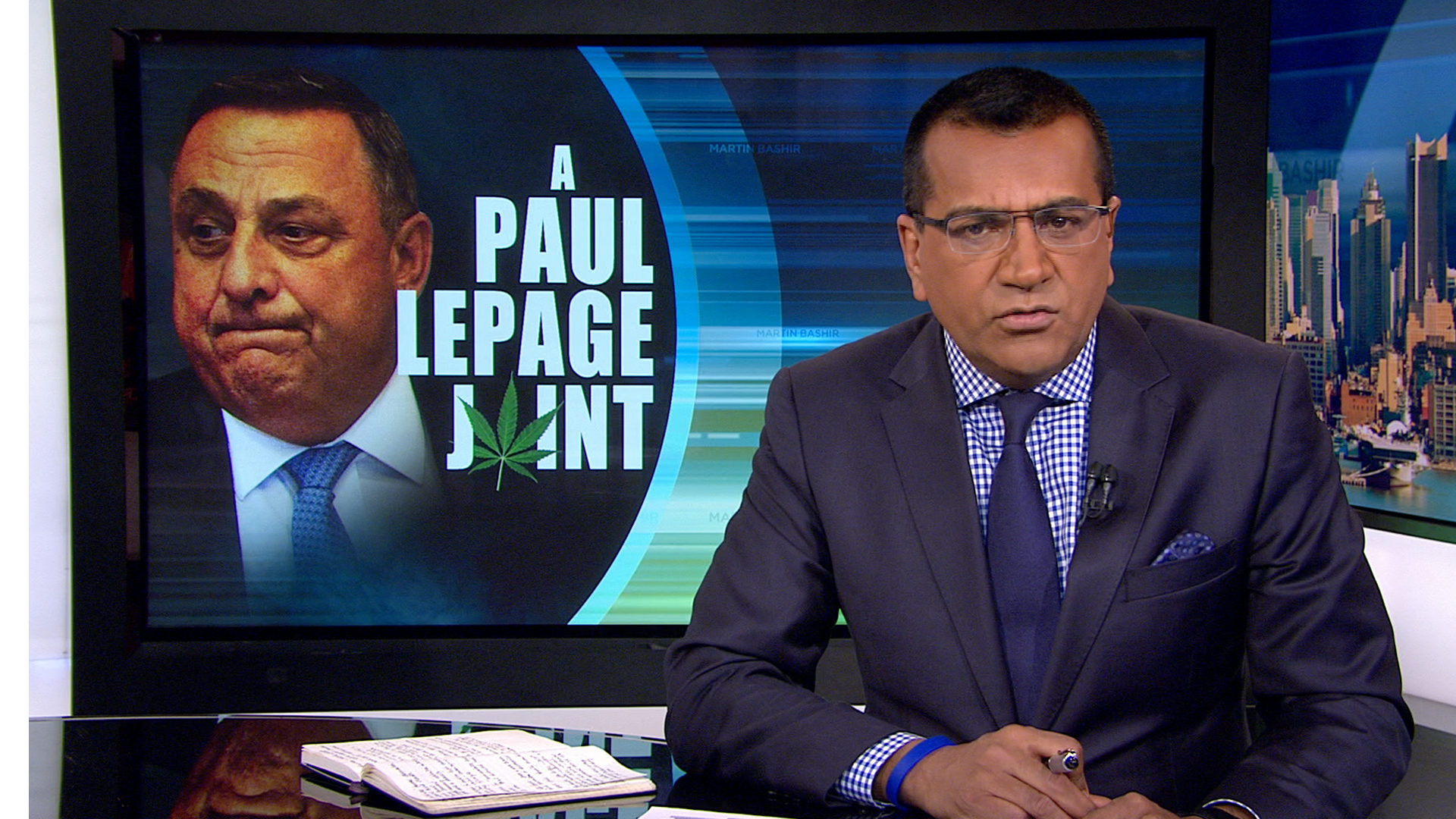 Blunt talk on LePage's 47%, marijuana