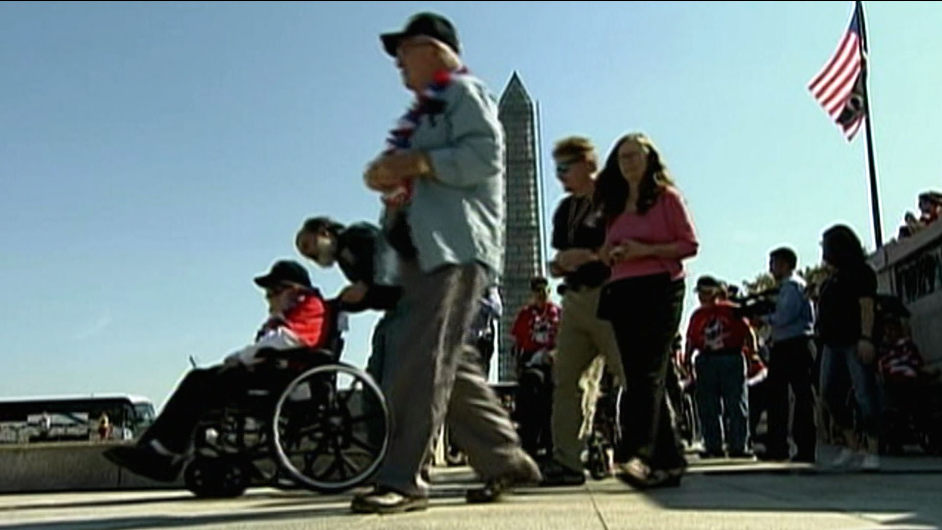 GOP shuts down Greatest Generation