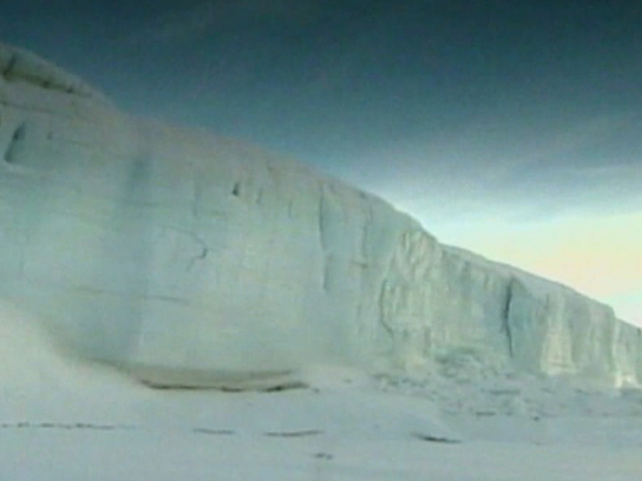 Antarctica warming faster than thought