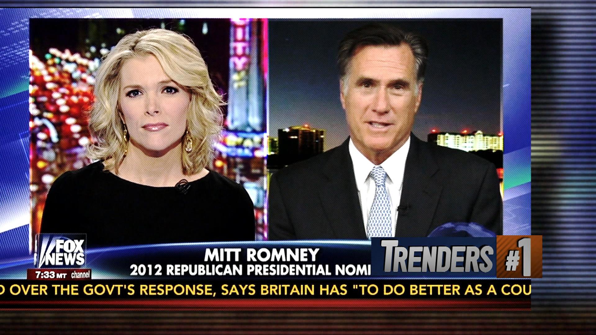 Romney attacks the president