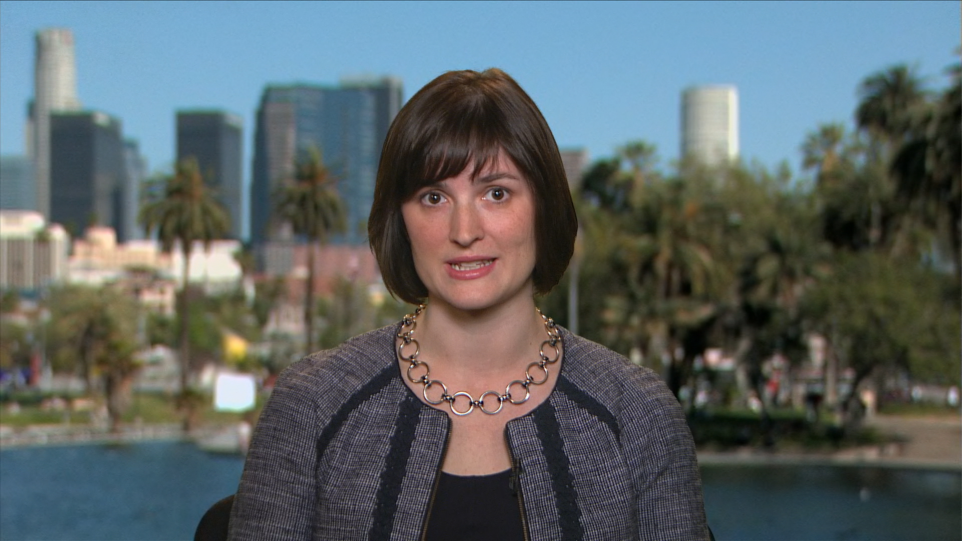 Sandra Fluke for California