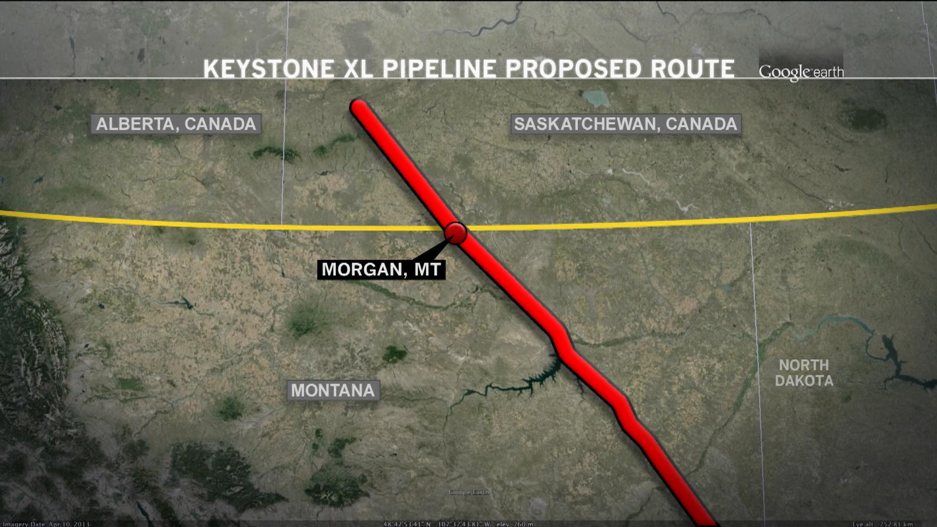 Ed: Keystone is energy independence, security