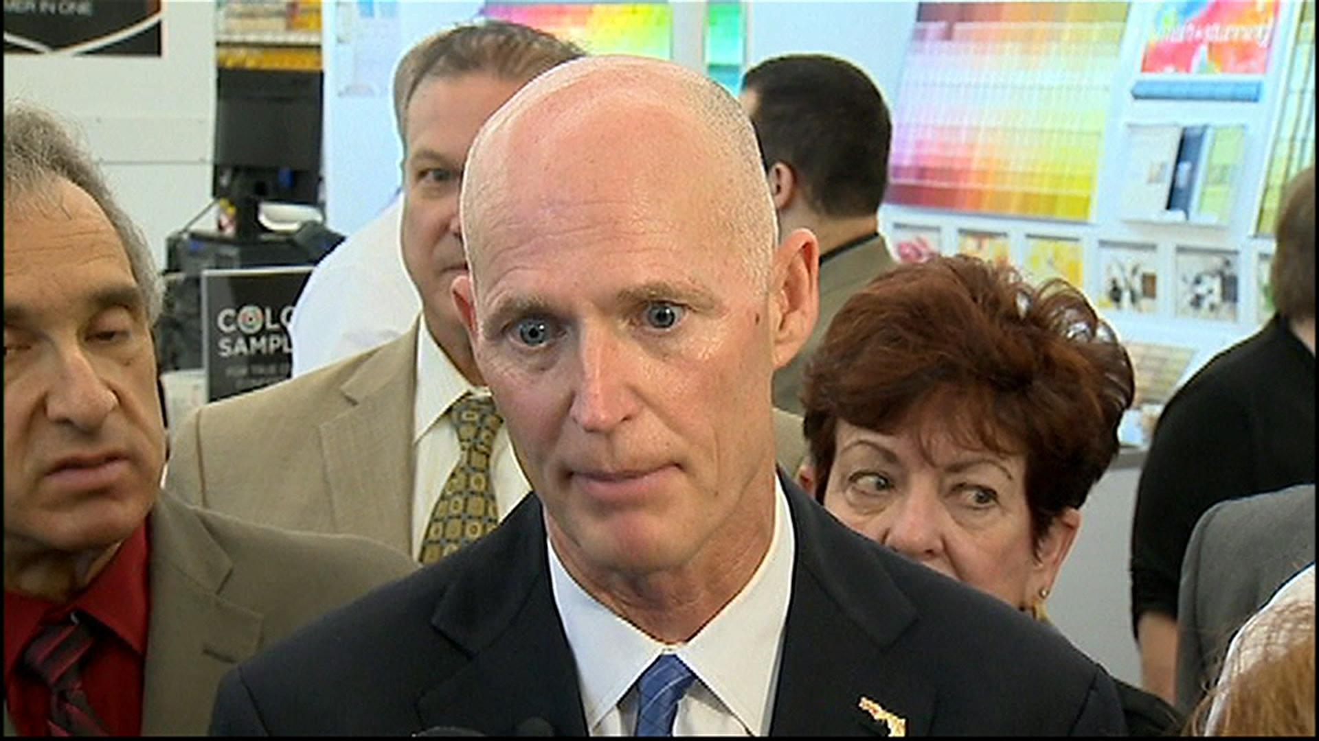 Rick Scott renews assault on voting rights
