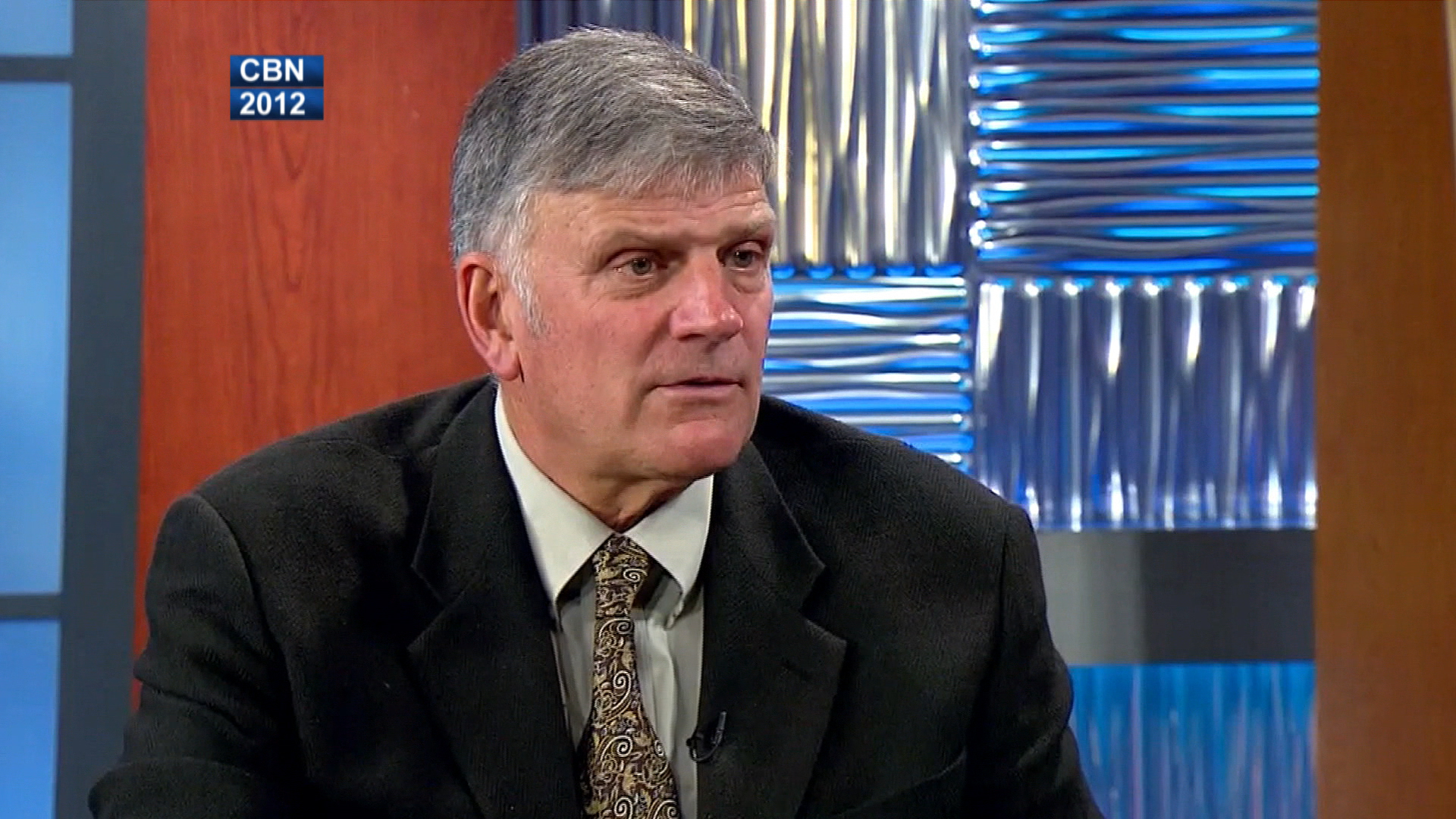 Franklin Graham puts Putin on a pedestal