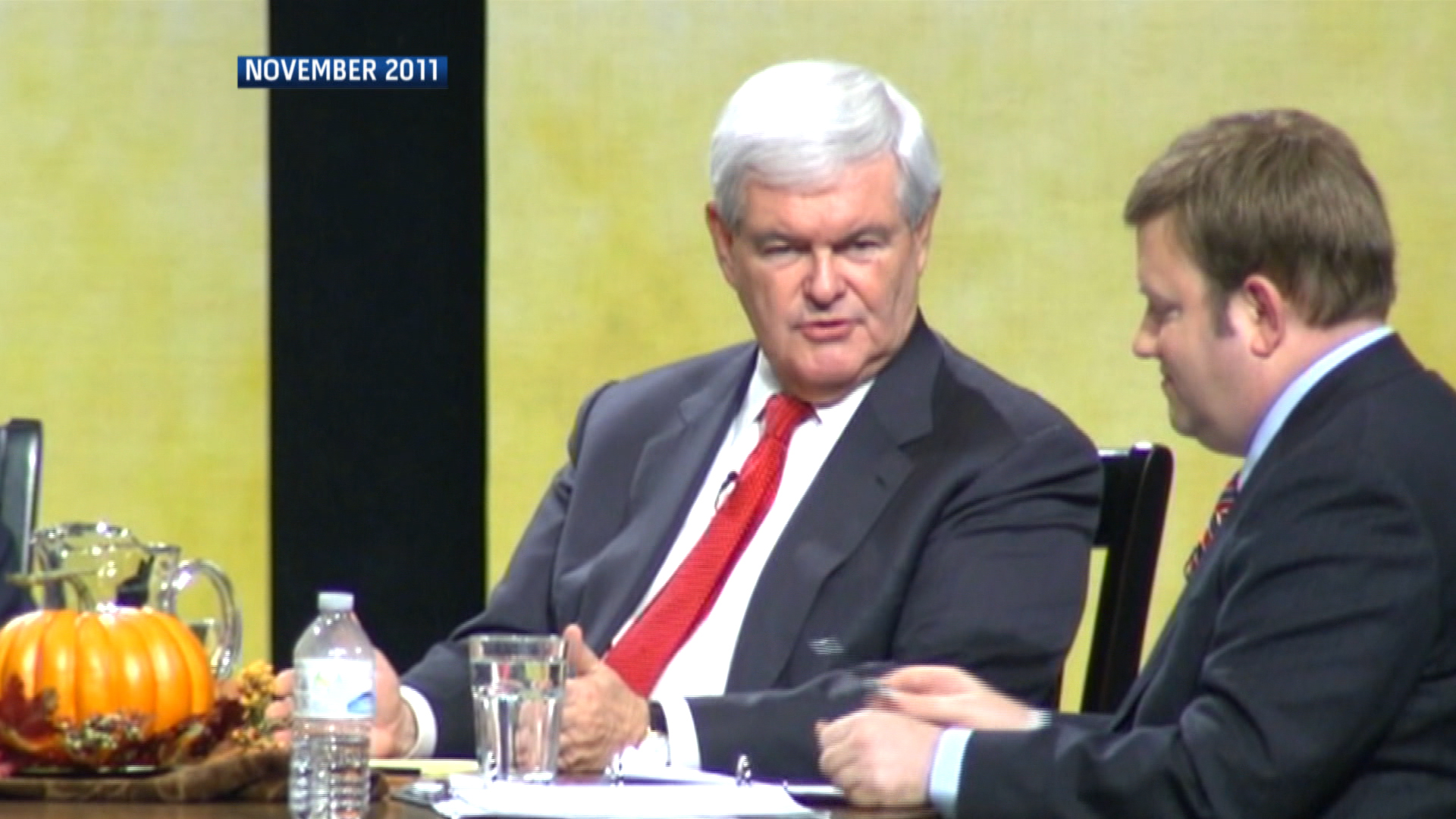 Gingrich's tainted take on SCOTUS ruling