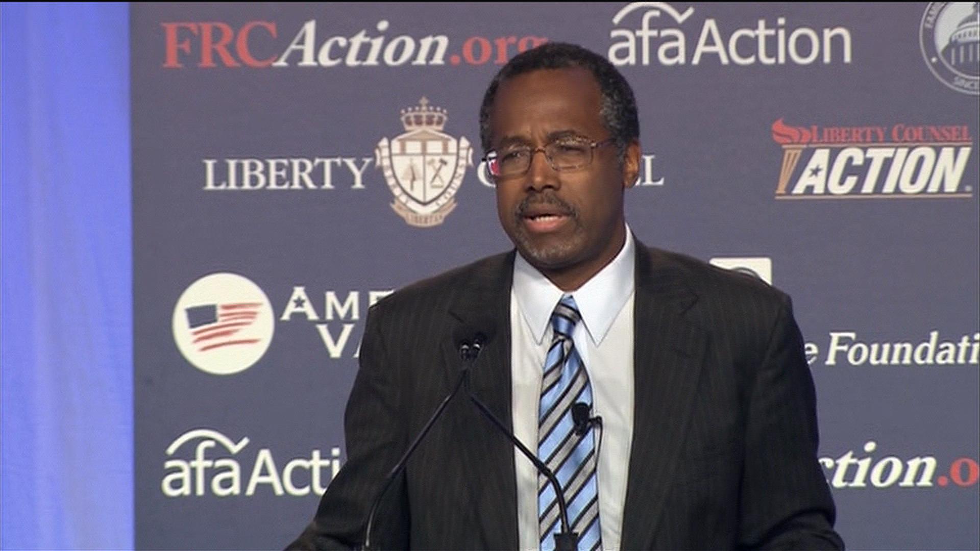Carson's misdiagnosis of the VA scandal
