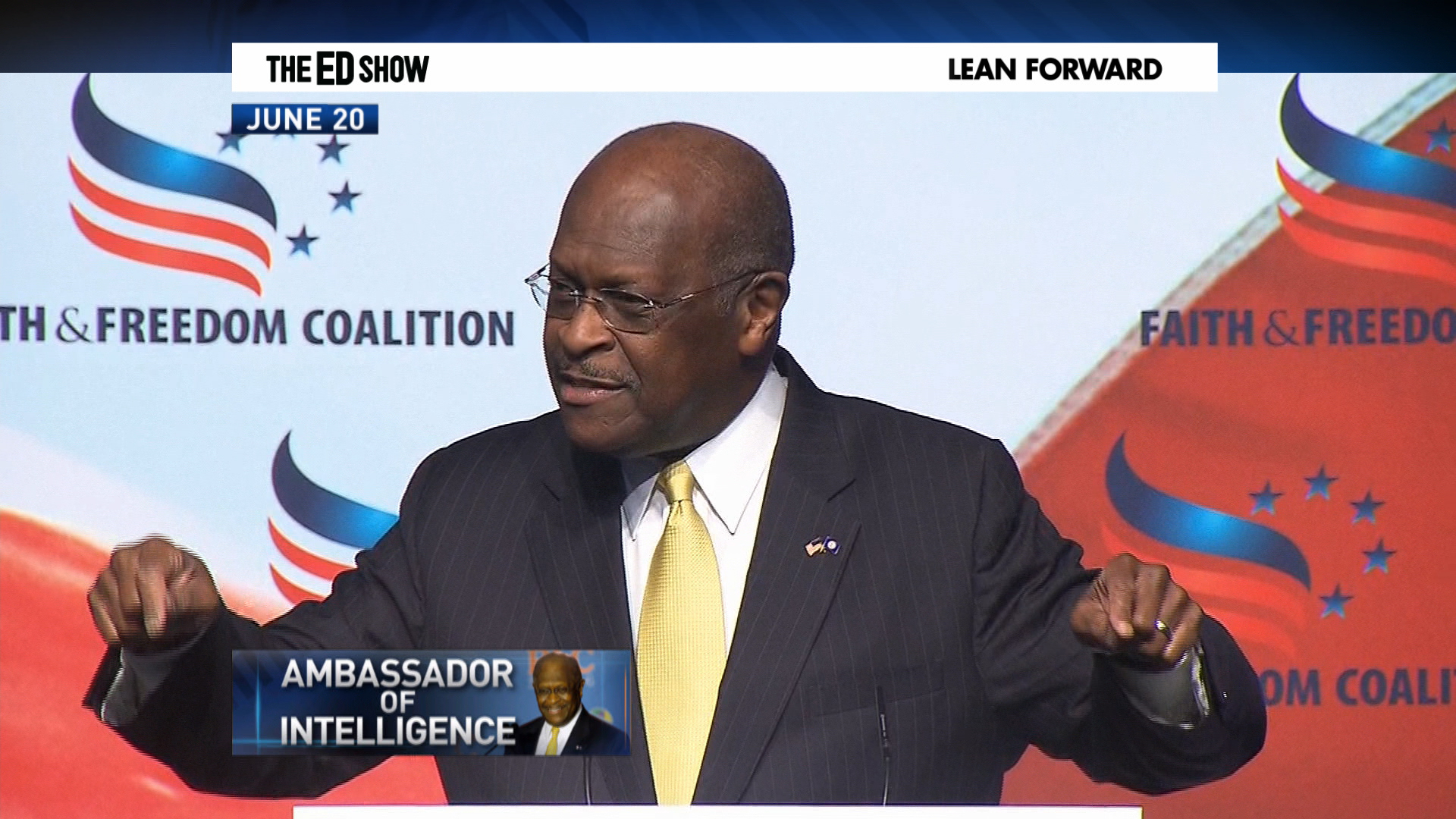 Cain thinks 'stupid' voters lost 2012 for GOP