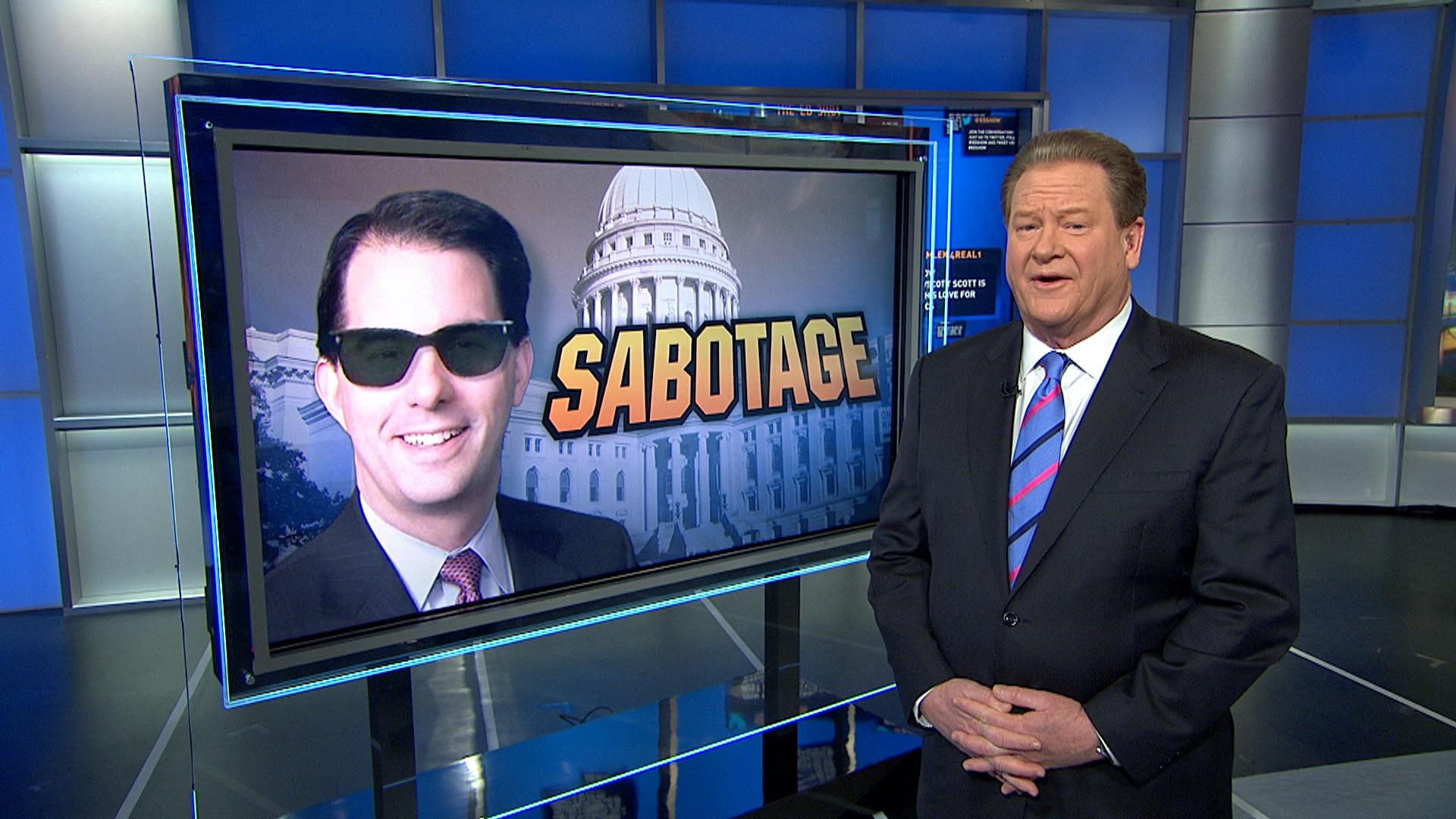 Walker makes a Badger U-turn on Obamacare