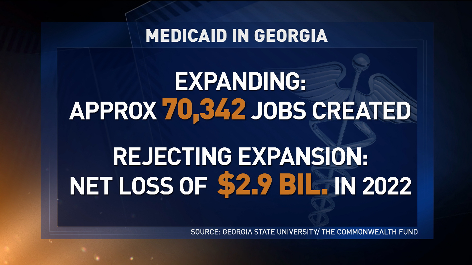 One GOP lawmaker's stand for Medicaid