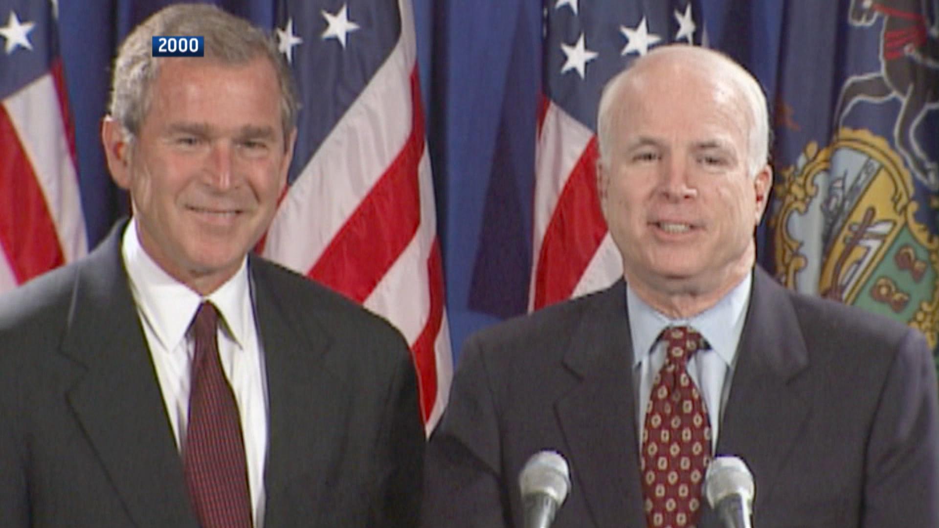 Sen. John McCain, the Arizona liberal?