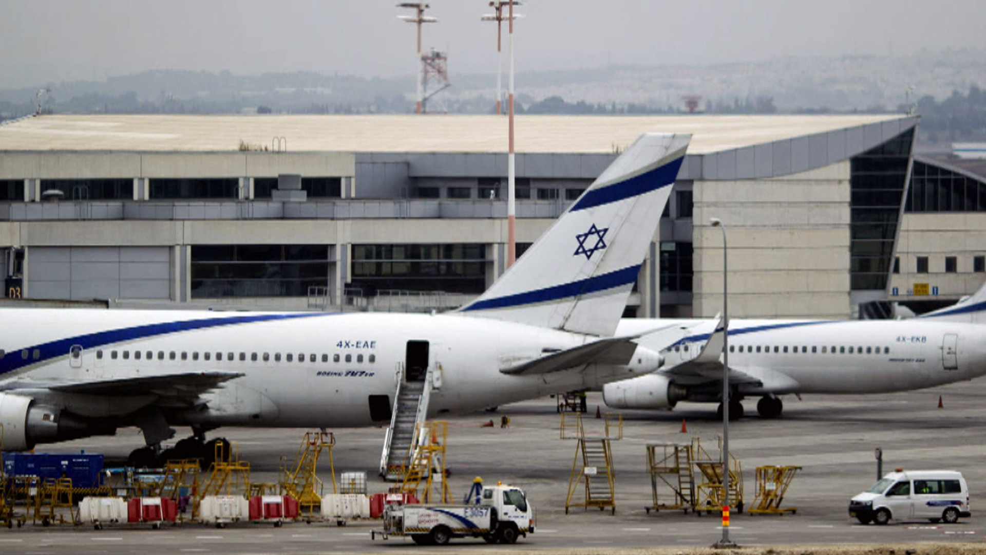 New warning for US flights to Israel