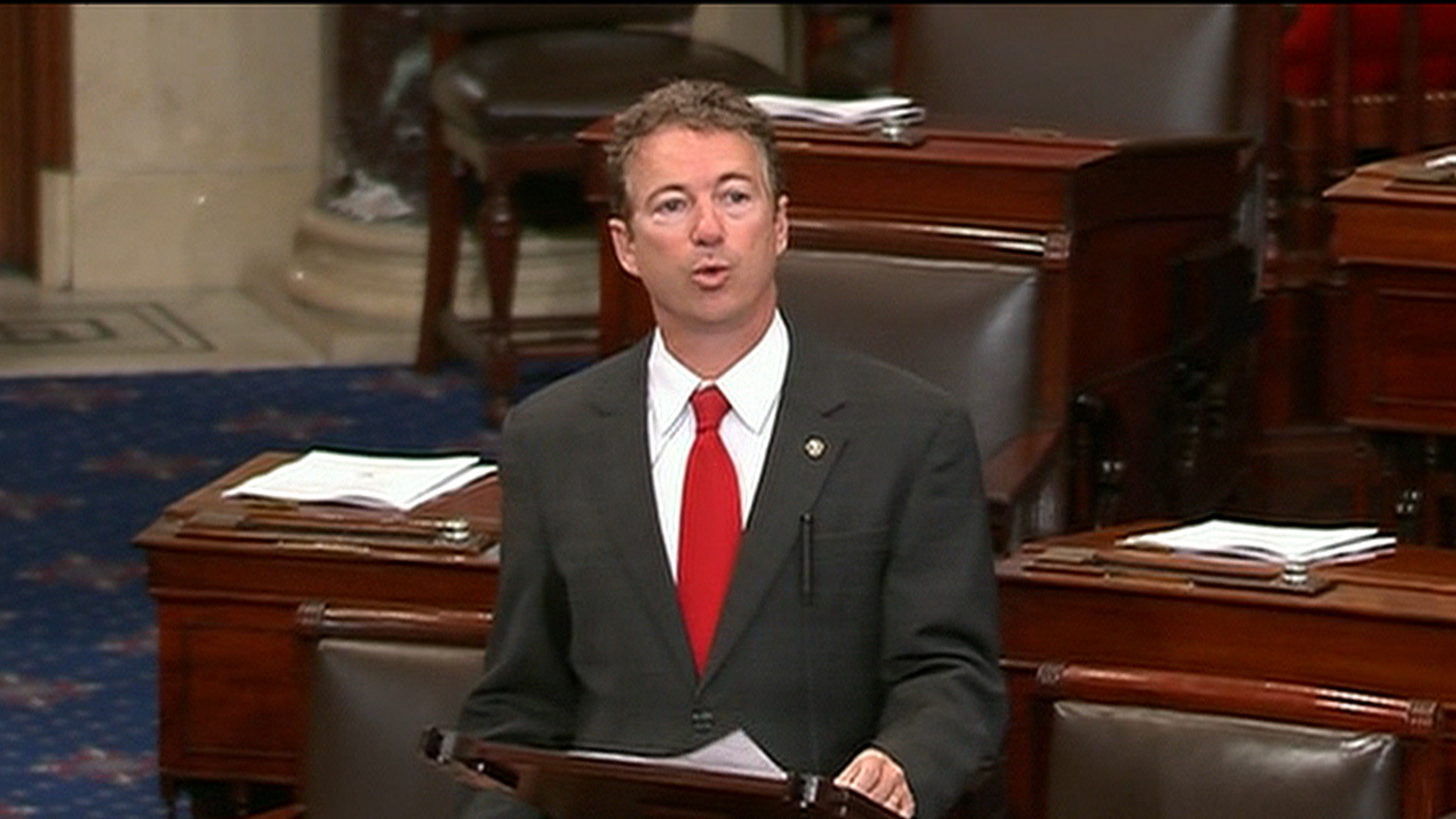 Rand Paul protests nominee over drone policy