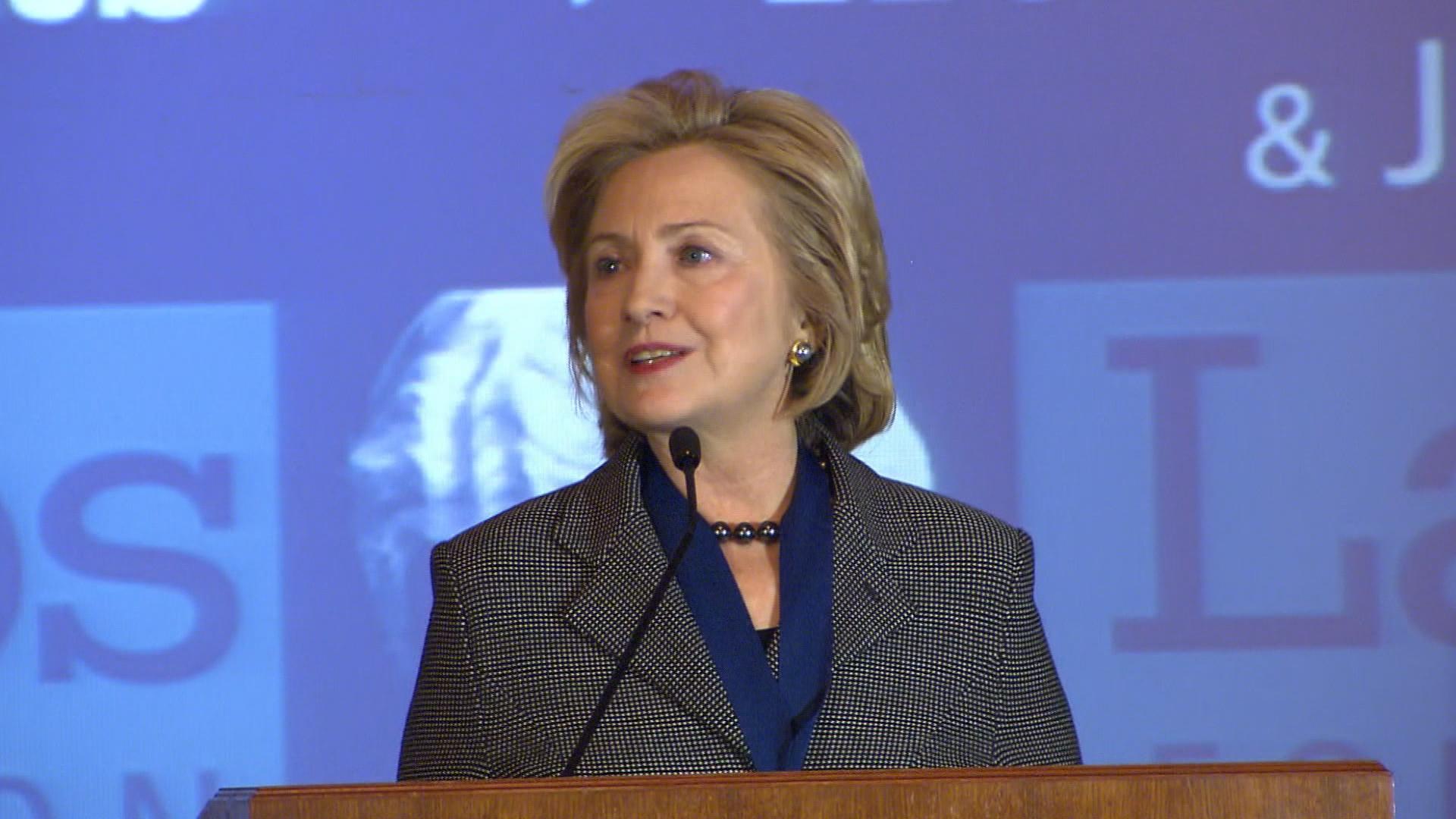 Hillary Clinton called 'weak' by Vladimir...