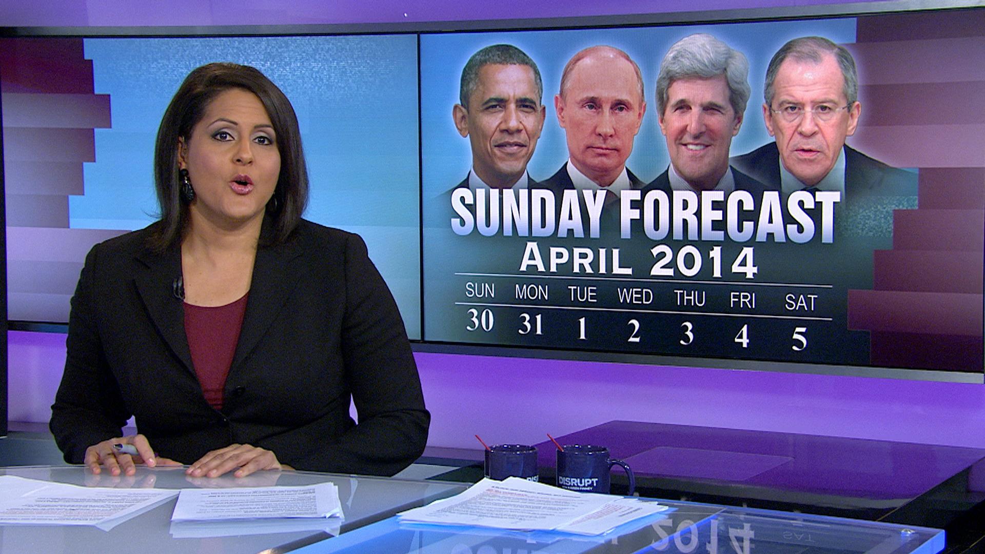 Diplomatic efforts to defuse Ukraine crisis