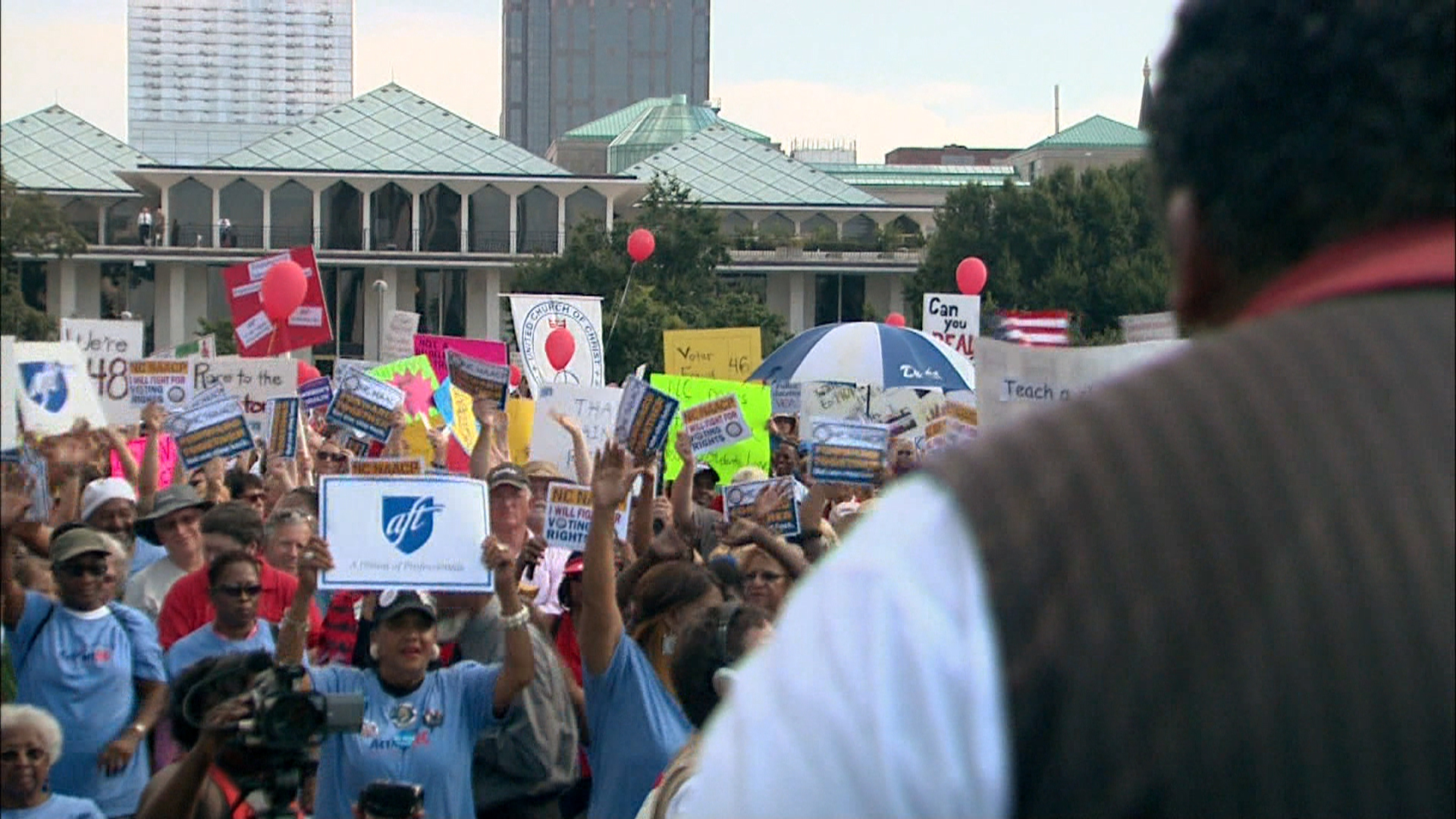 New rules set to stifle Moral Monday protests