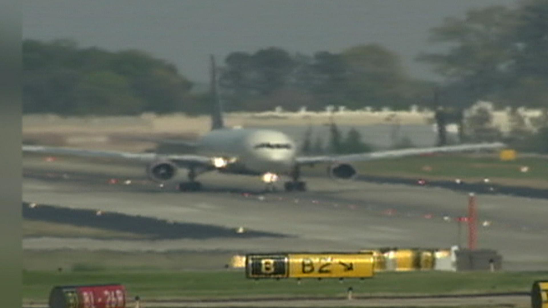 Major US airlines cancel flights to Tel Aviv